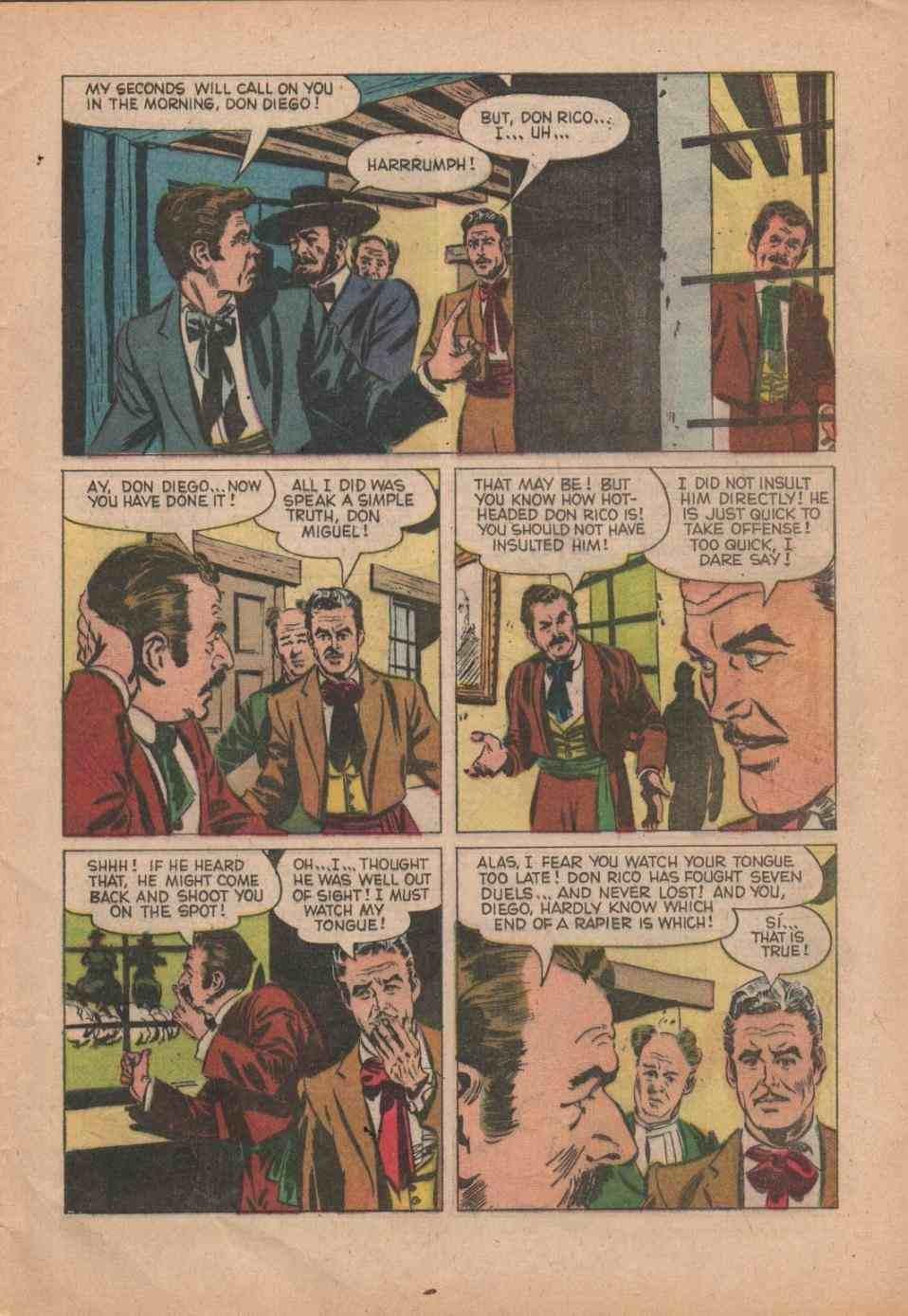 Zorro (1966) issue 6 - Page 9