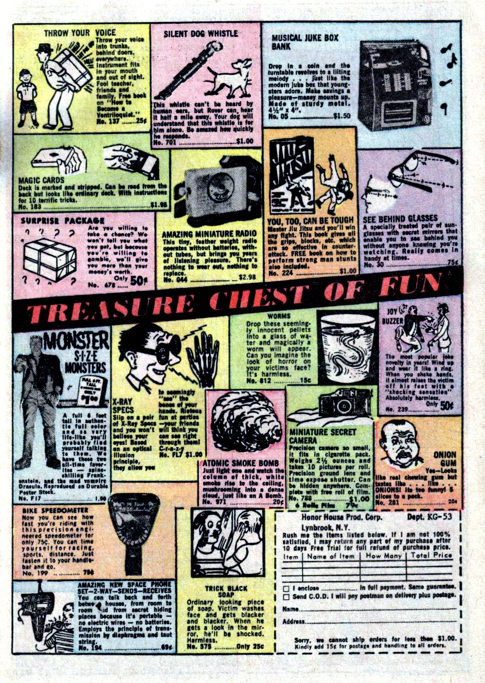 Read online Sgt. Fury comic -  Issue #22 - 8