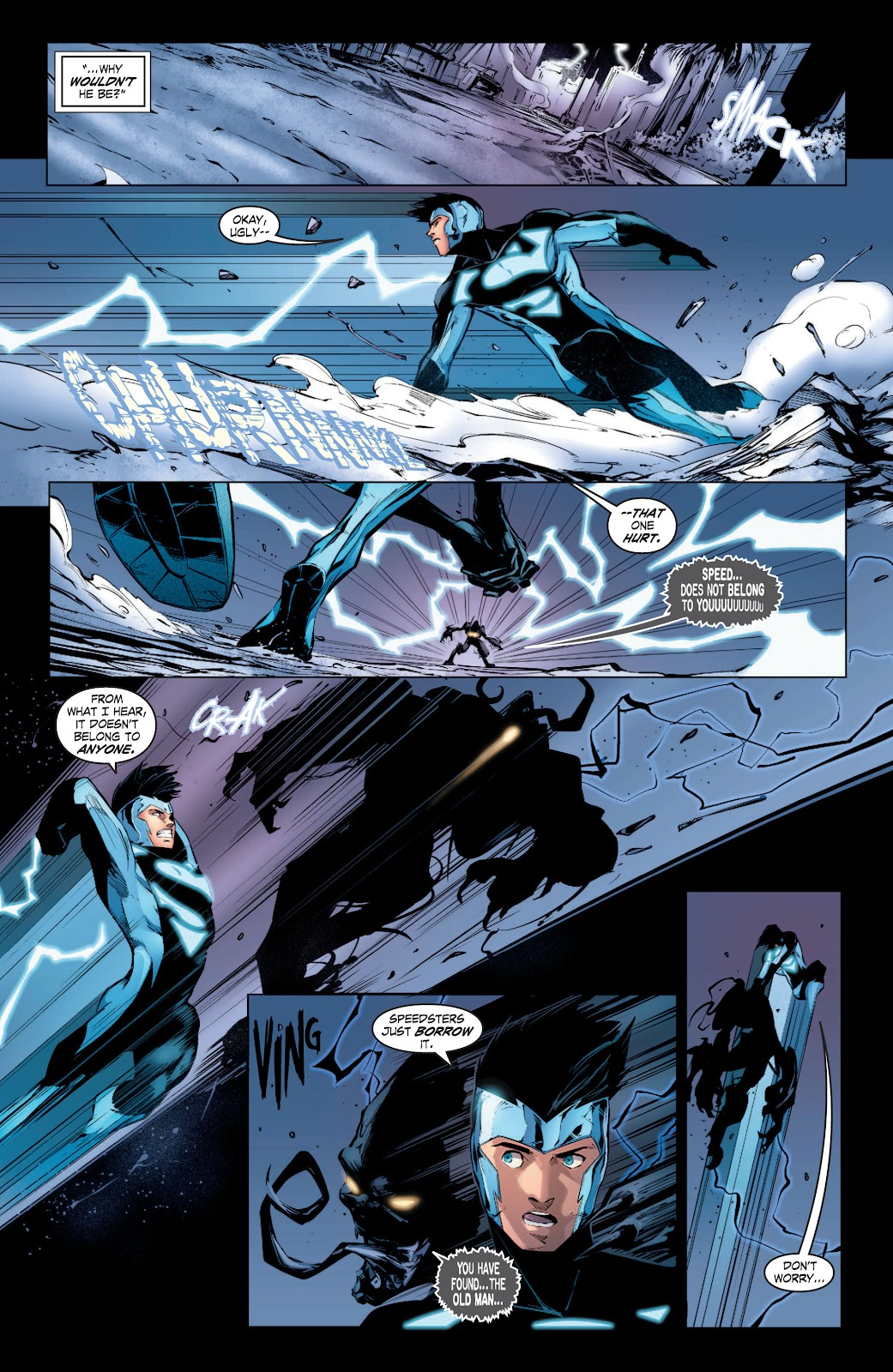 Read online Smallville Season 11 [II] comic -  Issue # TPB 3 - 110