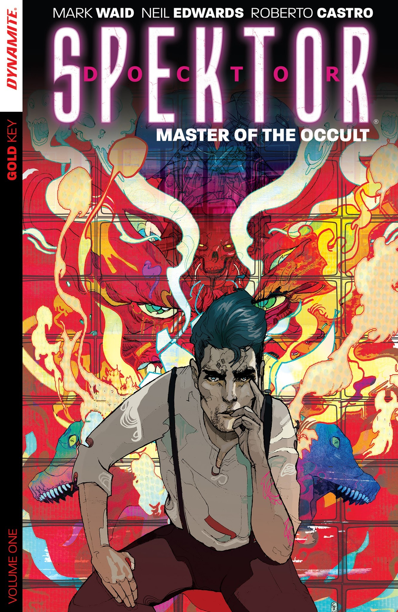 Doctor Spektor: Master of the Occult TPB Page 1