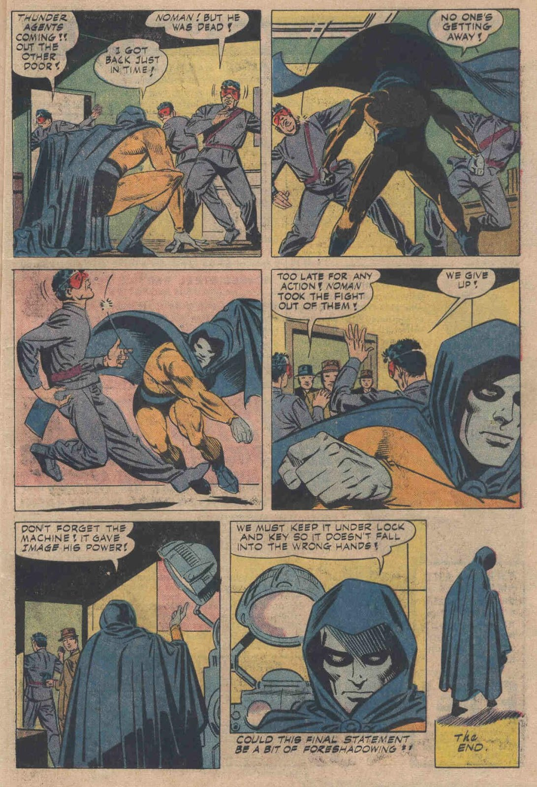 T.H.U.N.D.E.R. Agents (1965) issue 6 - Page 65