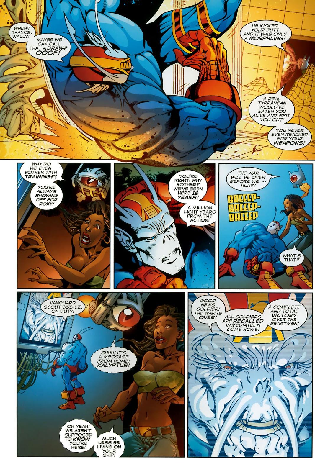 The Savage Dragon (1993) Issue #150 #153 - English 36