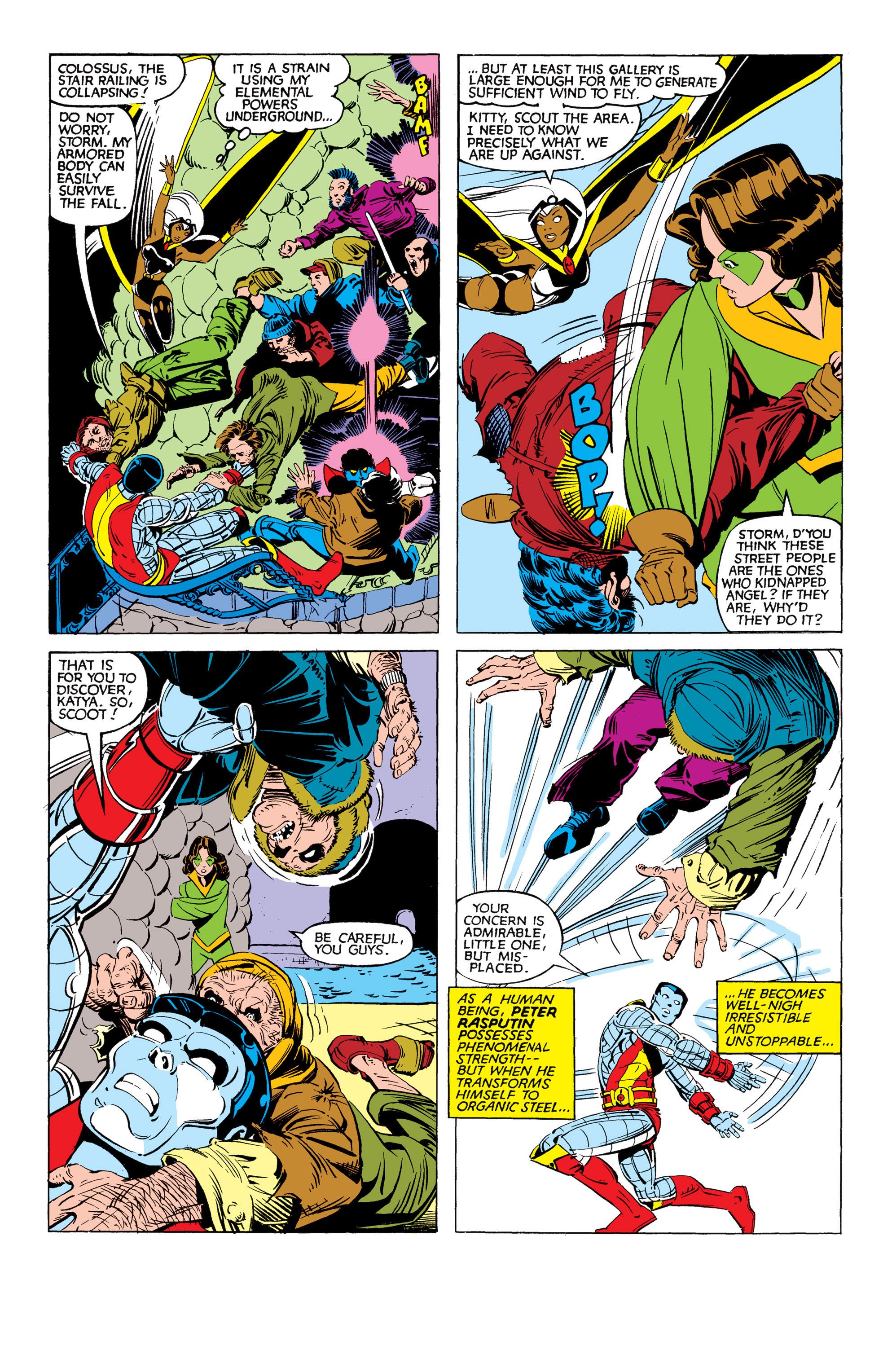 Read online Uncanny X-Men (1963) comic -  Issue #169 - 13