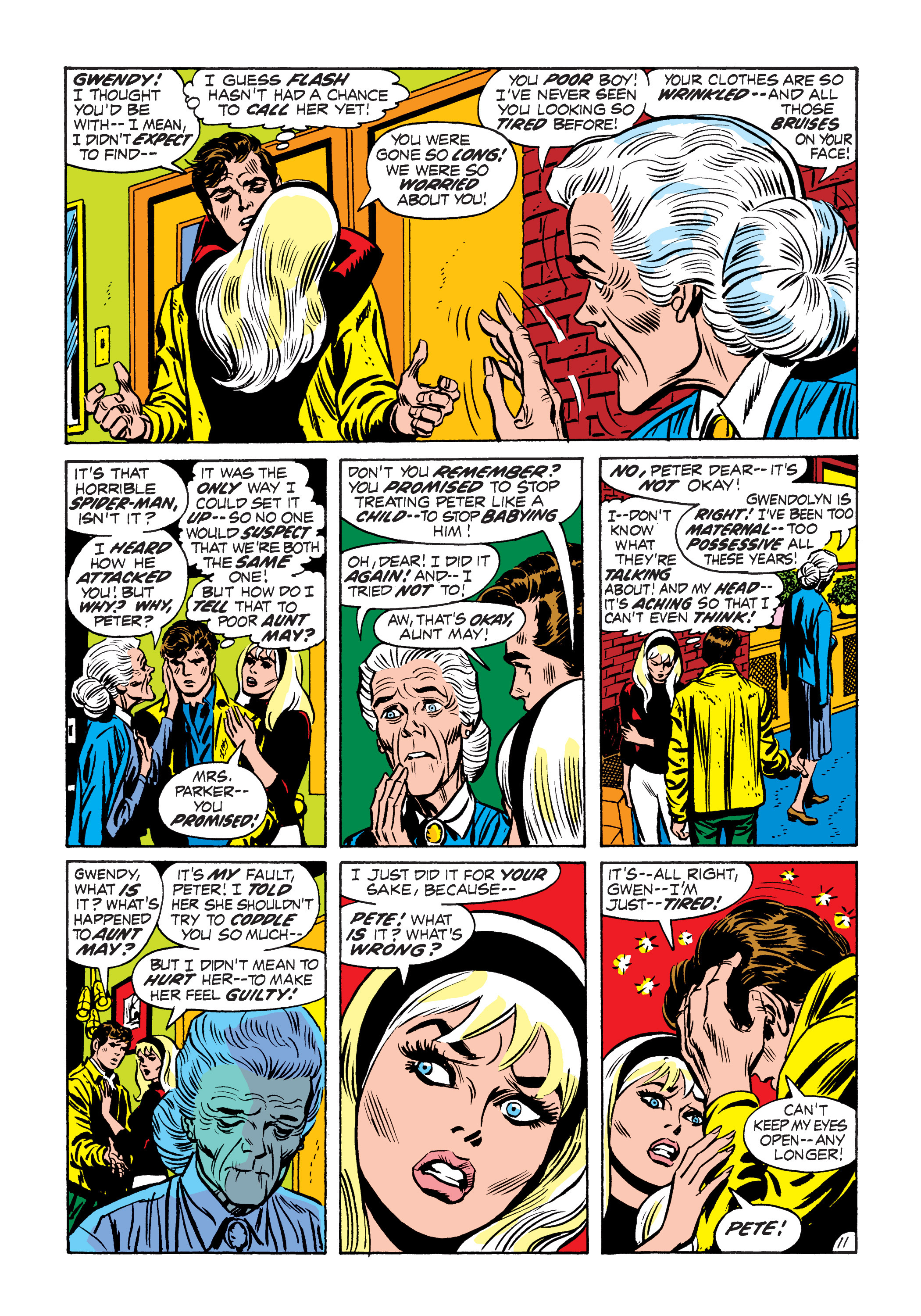 The Amazing Spider-Man (1963) 110 Page 11