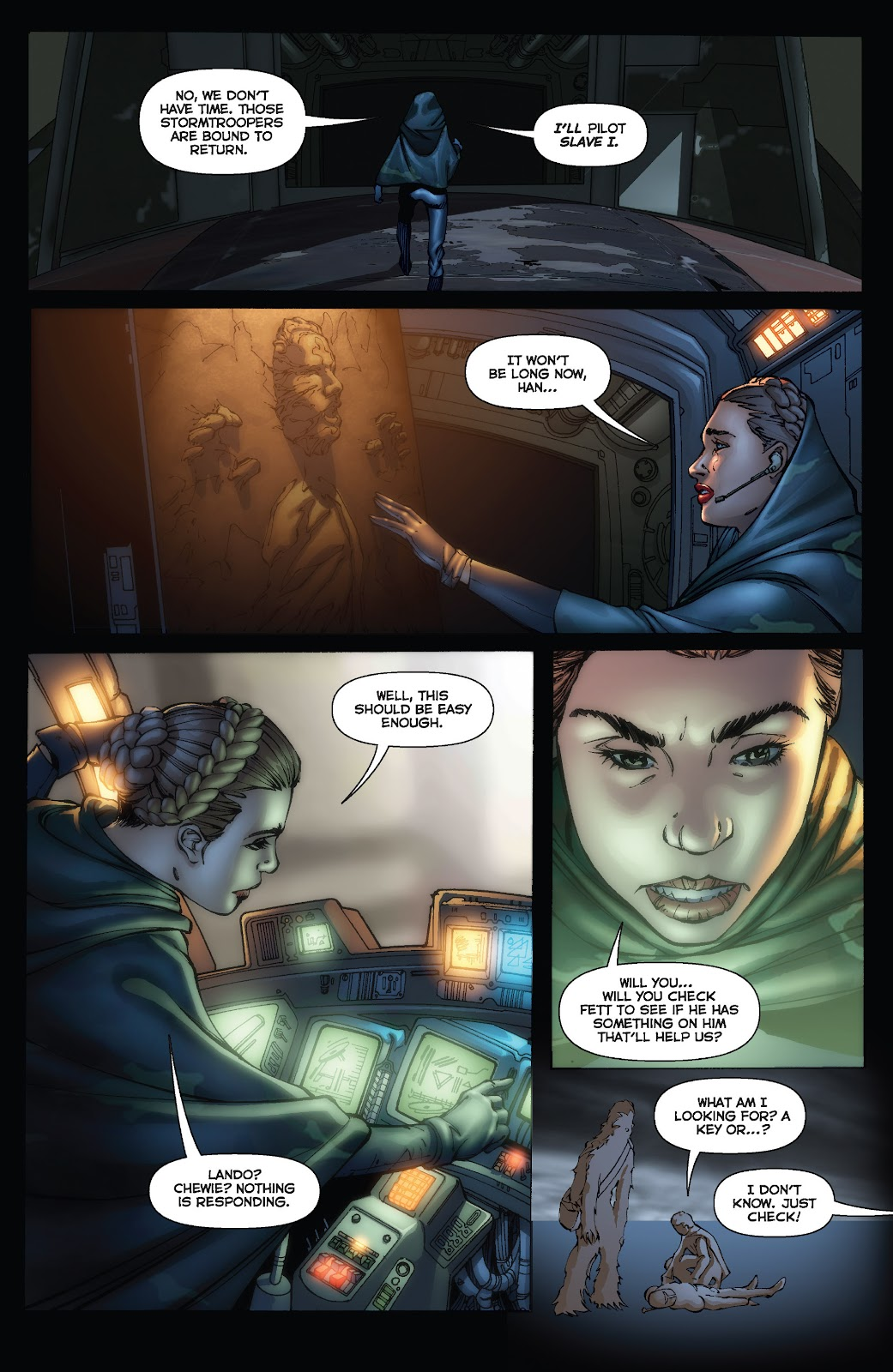 Read online Star Wars Legends: Infinities - Epic Collection comic -  Issue # TPB (Part 3) - 40