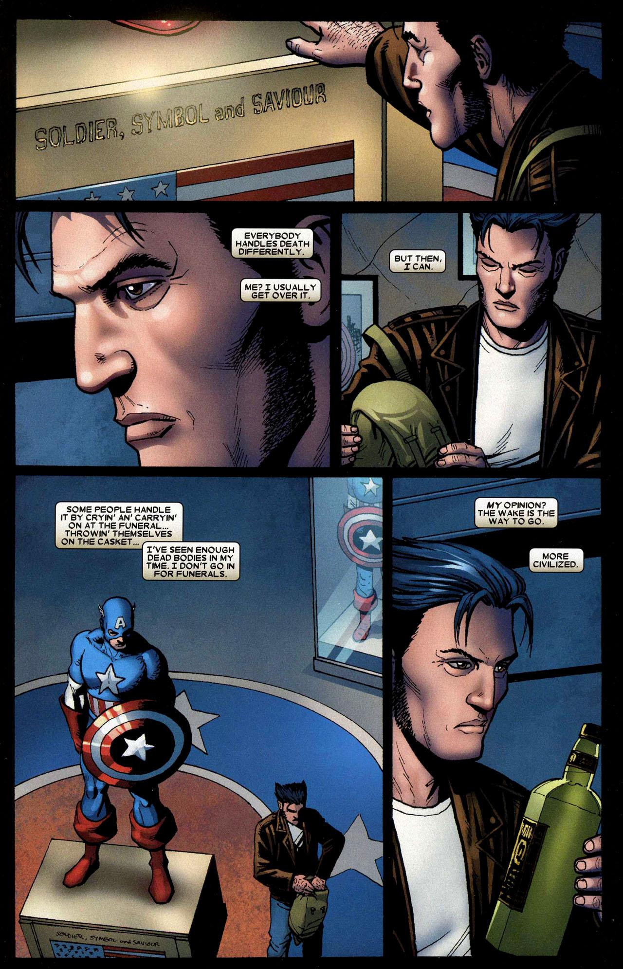 Read online Wolverine: Origins comic -  Issue #16 - 5
