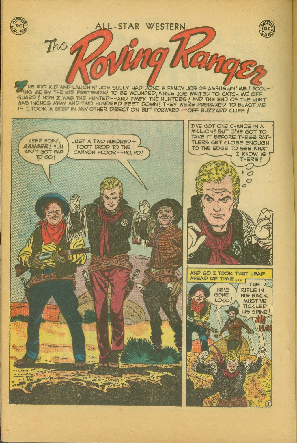 Read online All-Star Western (1951) comic -  Issue #61 - 24