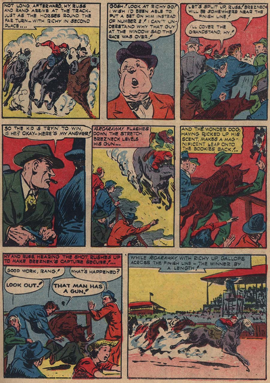 Blue Ribbon Comics (1939) issue 18 - Page 20