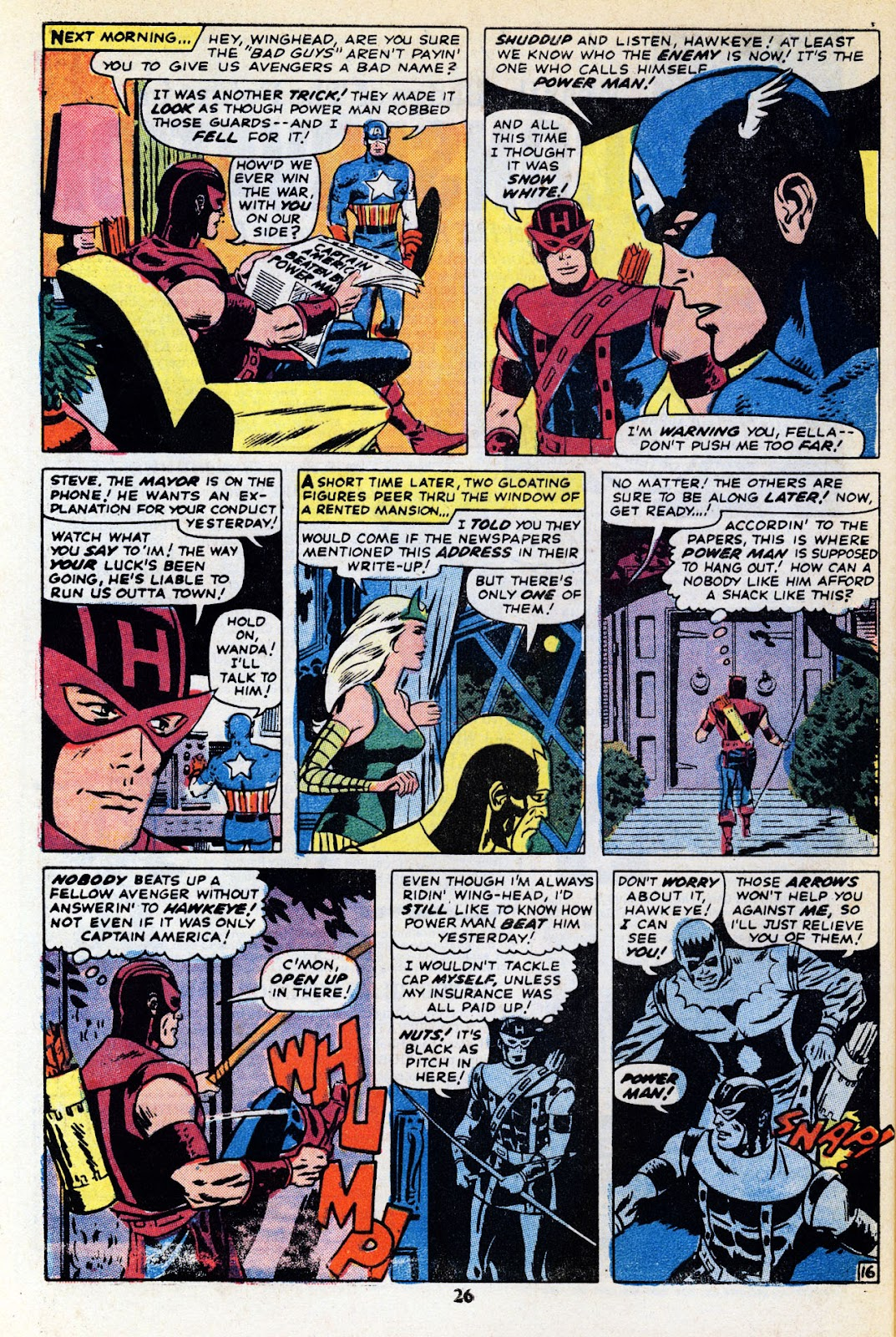 Marvel Triple Action (1972) issue 15 - Page 28