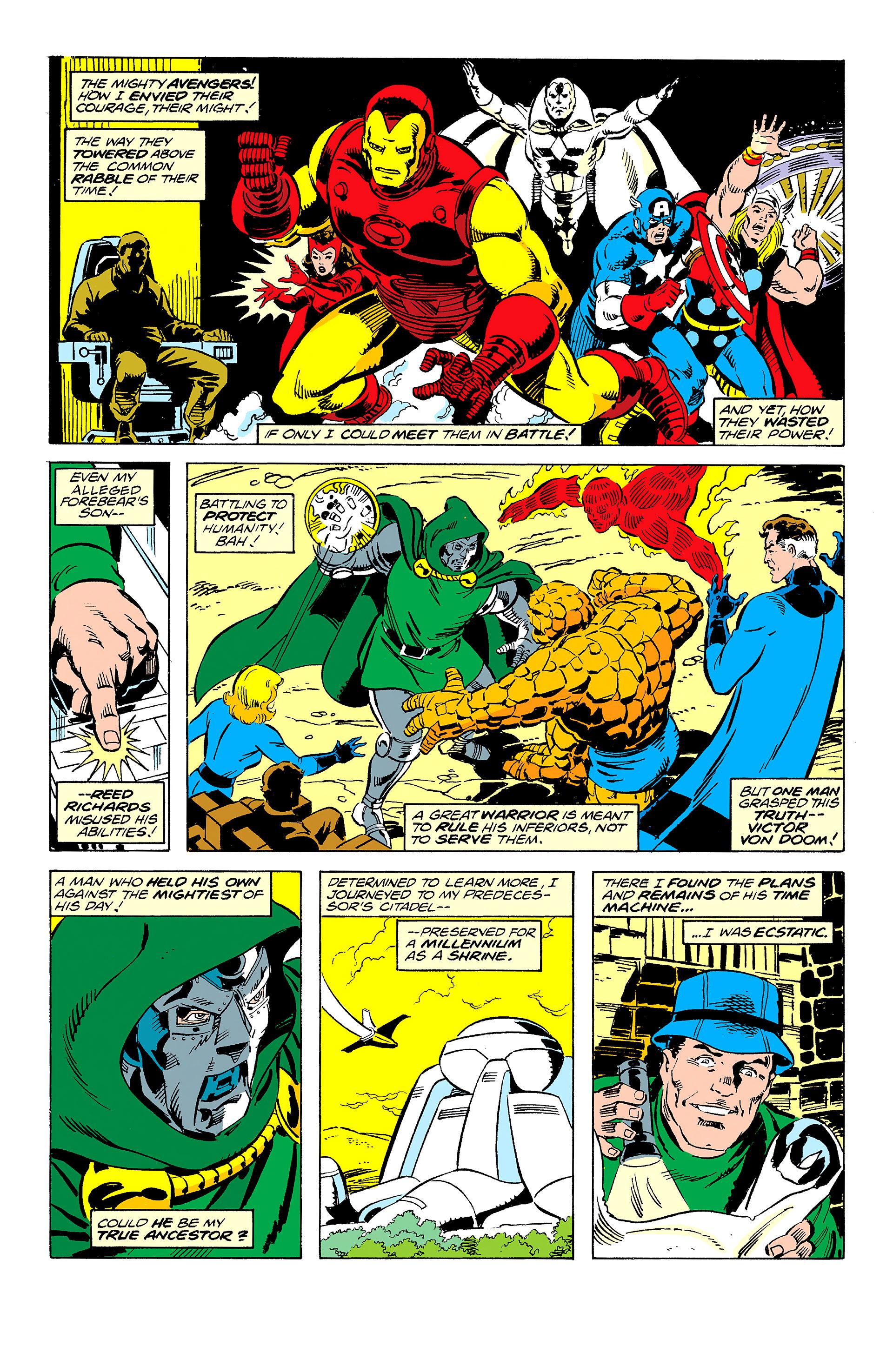 Read online Captain America (1968) comic -  Issue # _Annual 11 - 48