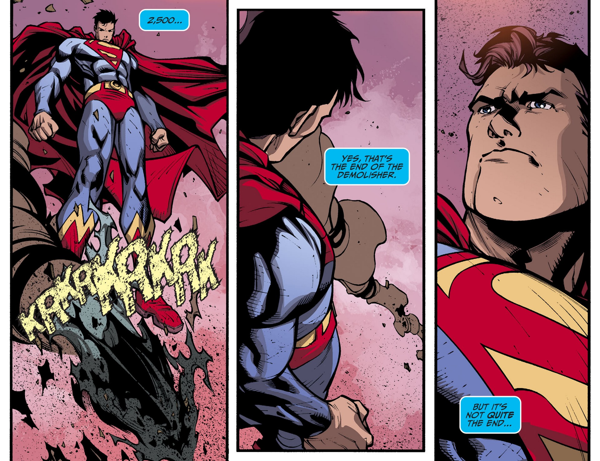 Read online Adventures of Superman [I] comic -  Issue #36 - 20