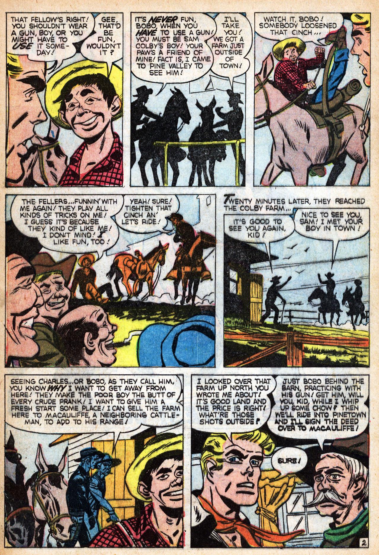Read online Two-Gun Kid comic -  Issue #39 - 4