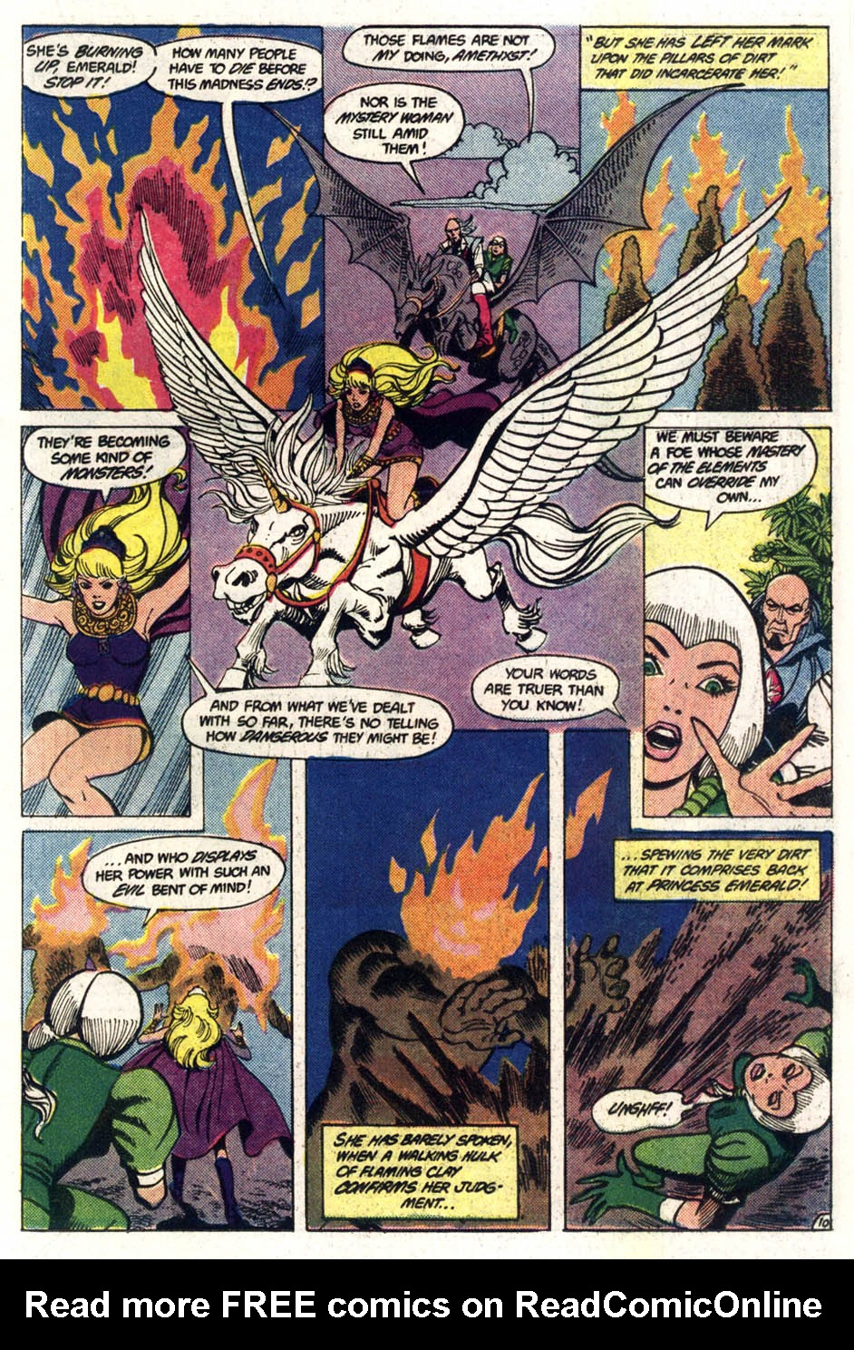 Read online Amethyst (1985) comic -  Issue #3 - 11