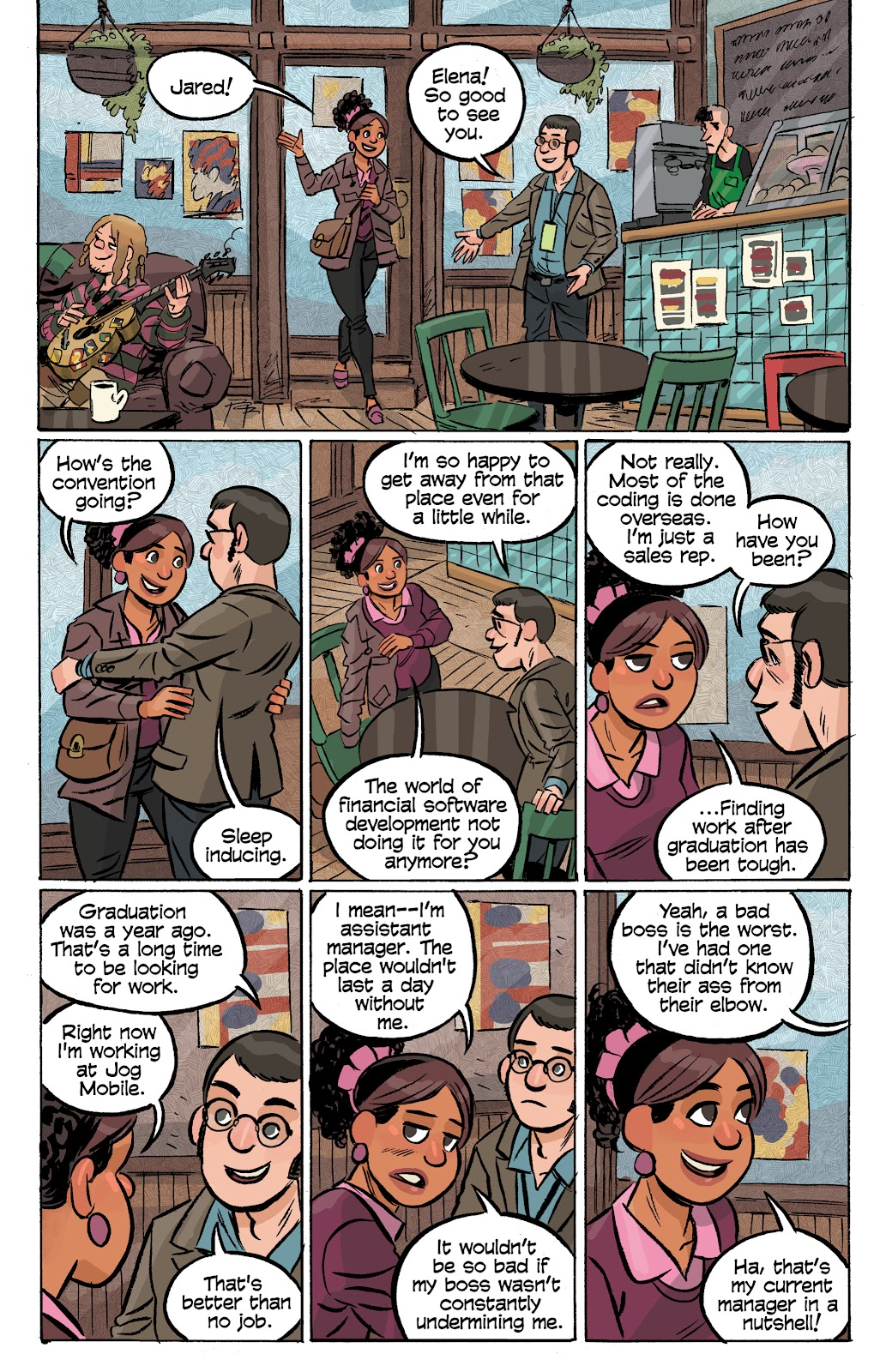 Read online Cellies comic -  Issue #8 - 12