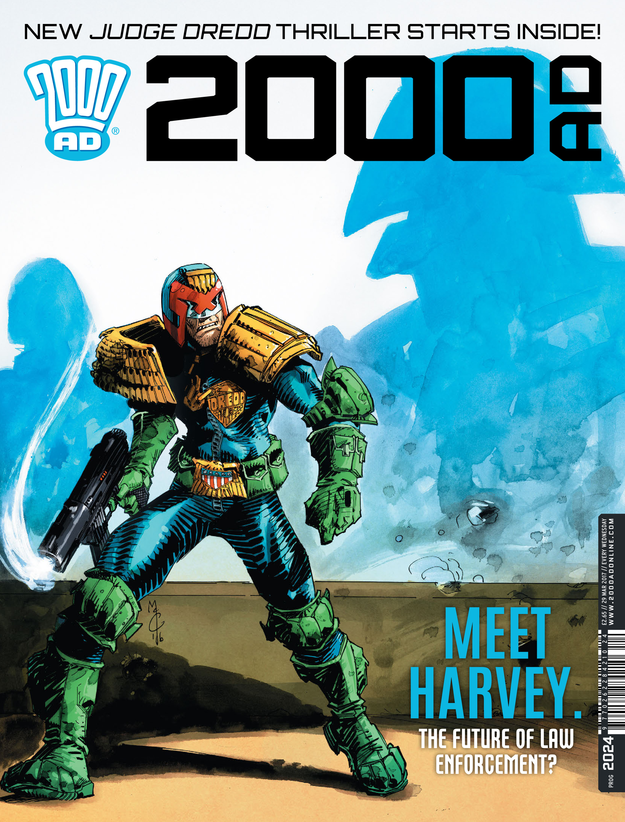 2000 AD 2024 Page 1