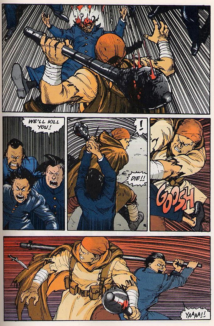 Read online Akira comic -  Issue #17 - 30
