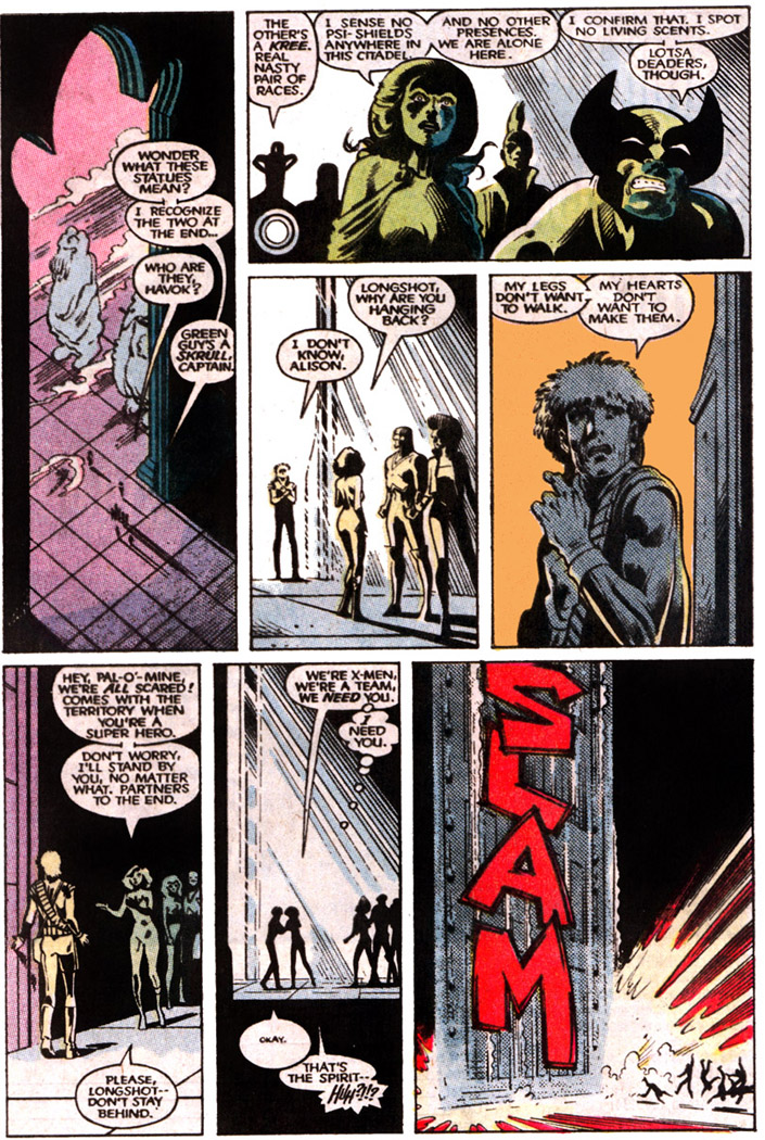 Uncanny X-Men (1963) issue _Annual_11 - Page 16