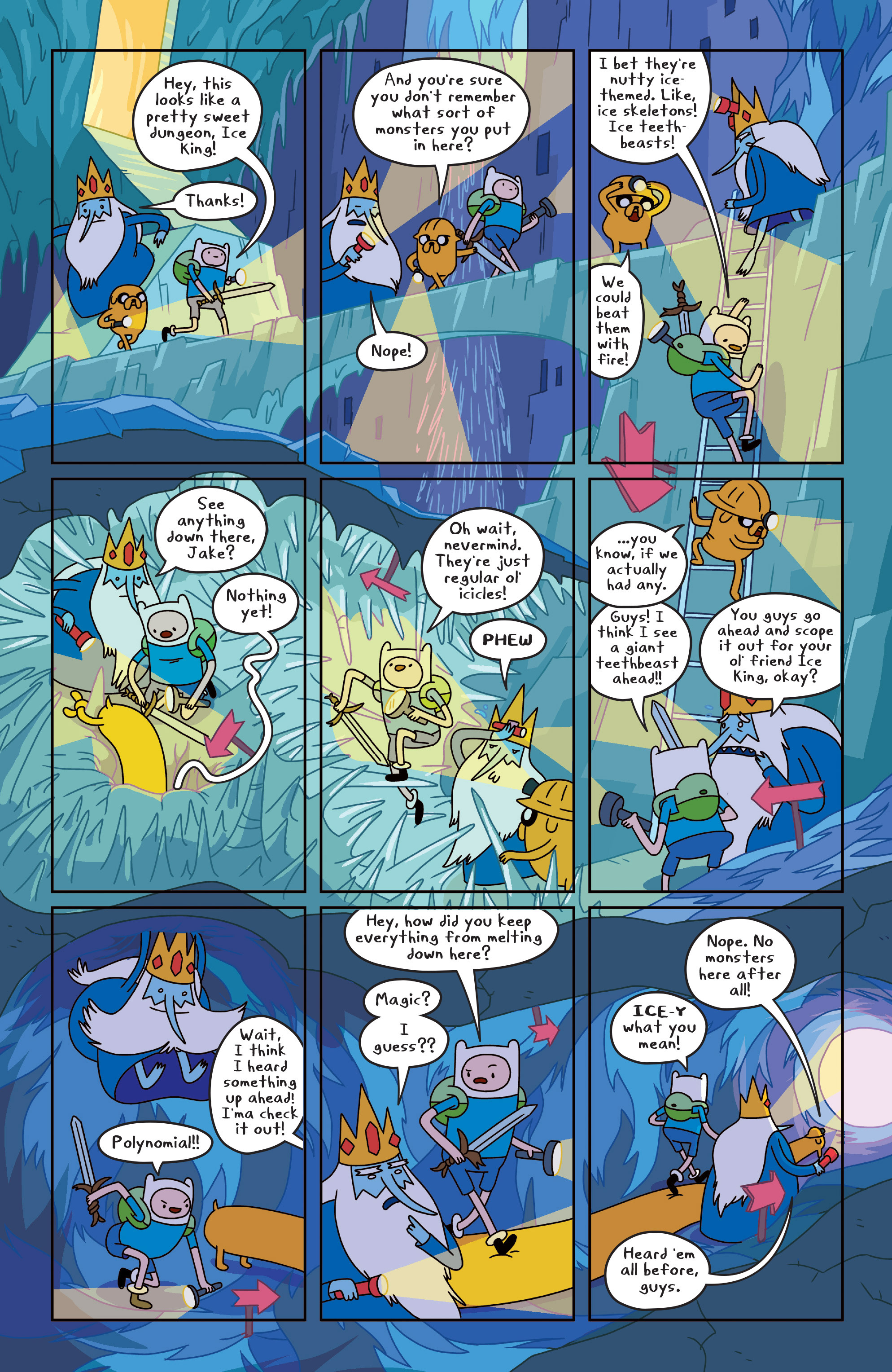 Read online Adventure Time comic -  Issue #Adventure Time _TPB 4 - 36