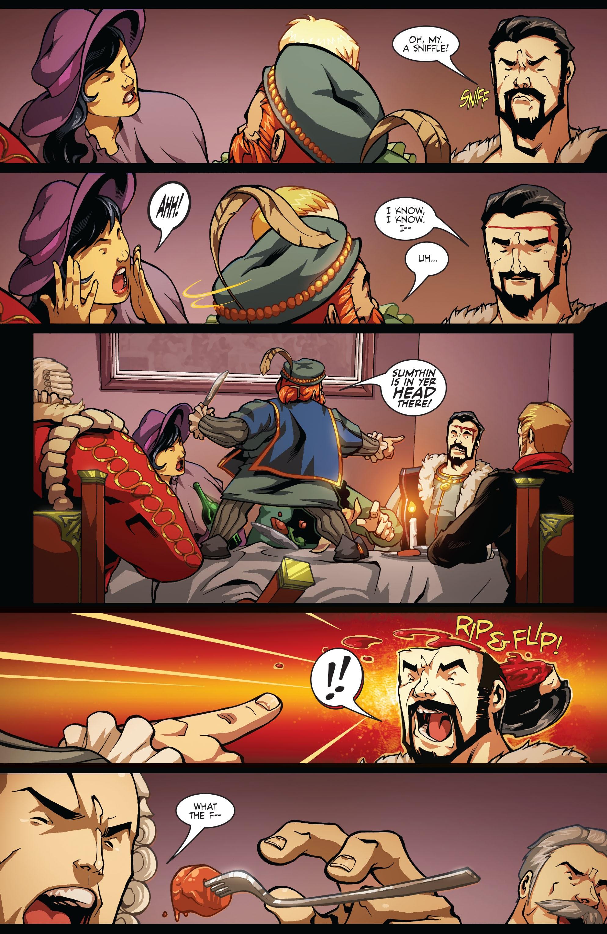 Read online Skullkickers comic -  Issue #7 - 16