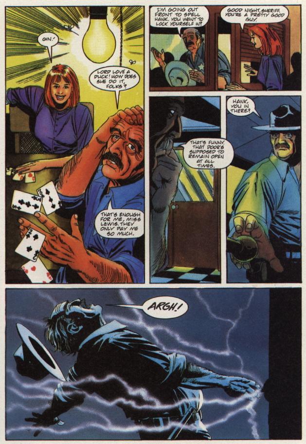 Read online Shadowman (1992) comic -  Issue #36 - 13
