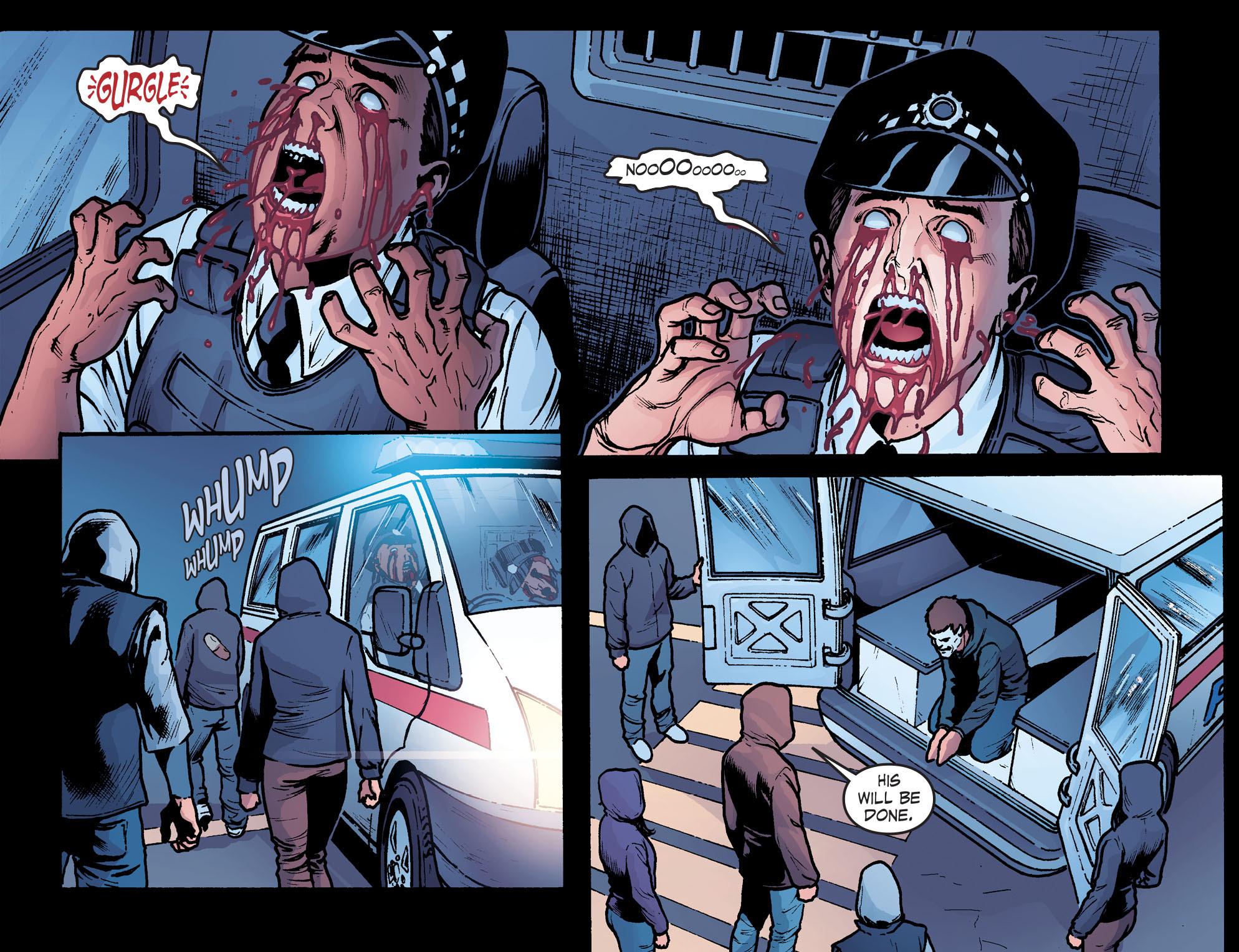 Read online Smallville: Harbinger comic -  Issue #2 - 7