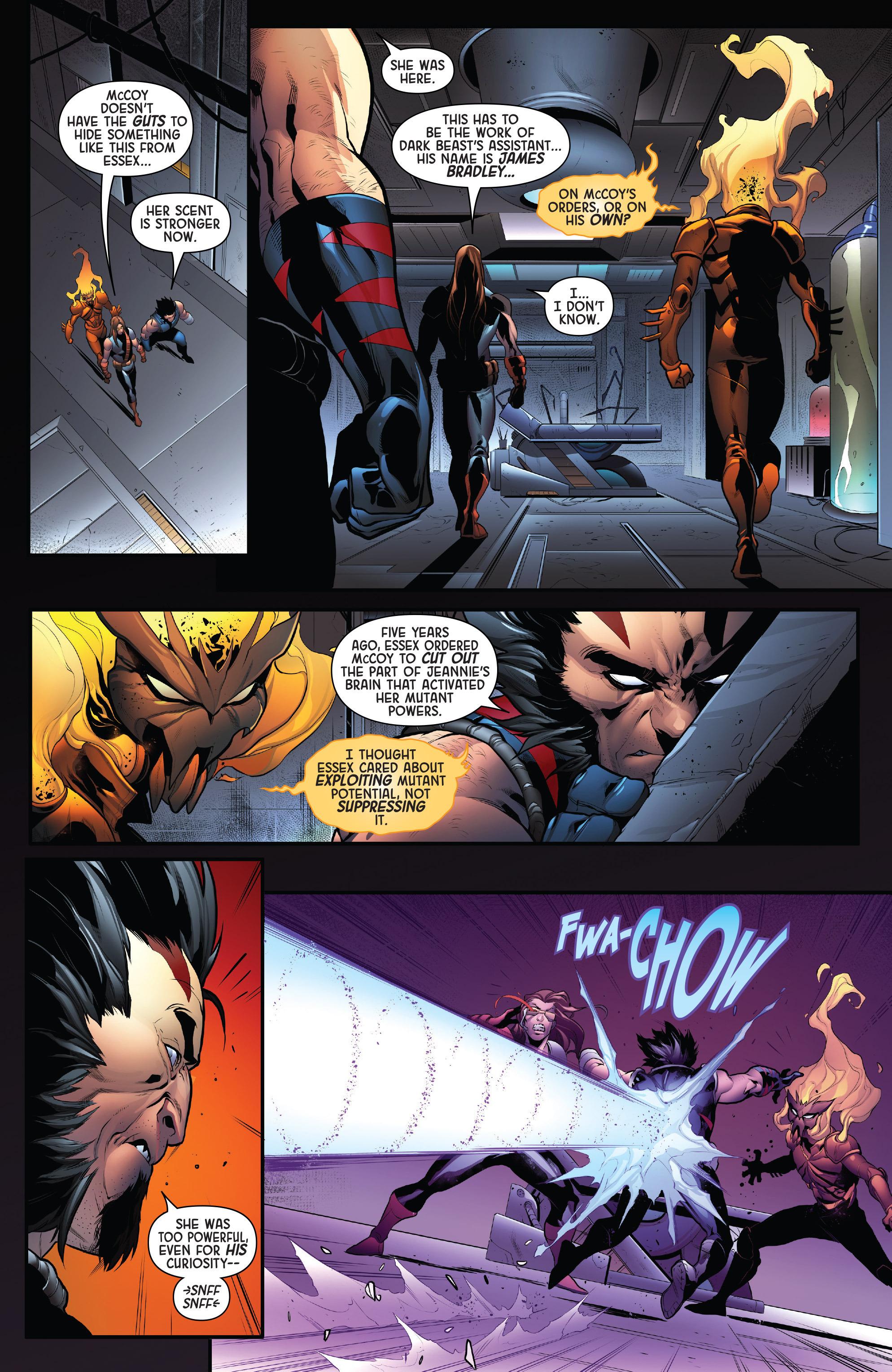 Read online Age of Apocalypse (2015) comic -  Issue #4 - 9