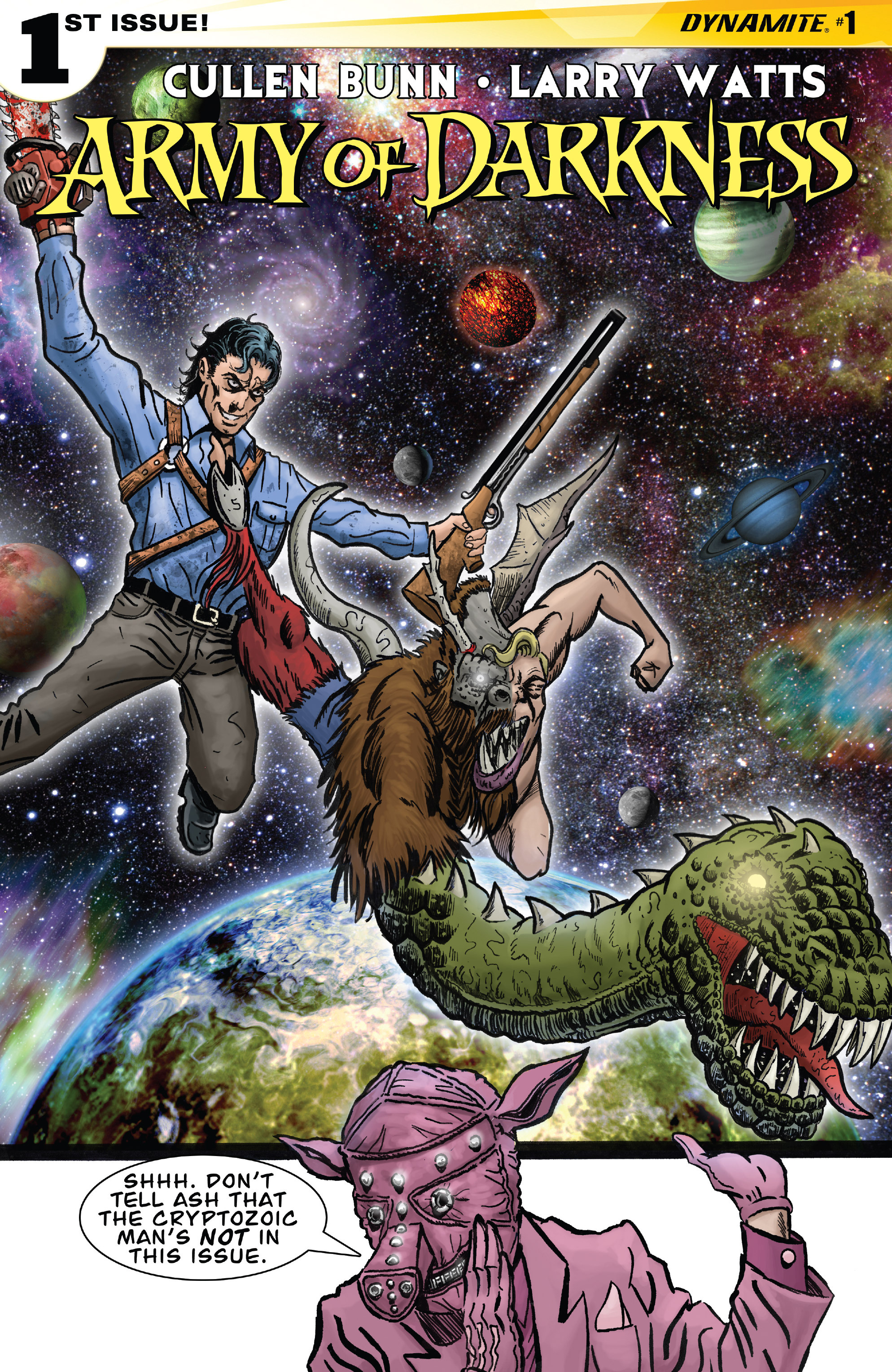 Read online Army of Darkness (2014) comic -  Issue #1 - 4