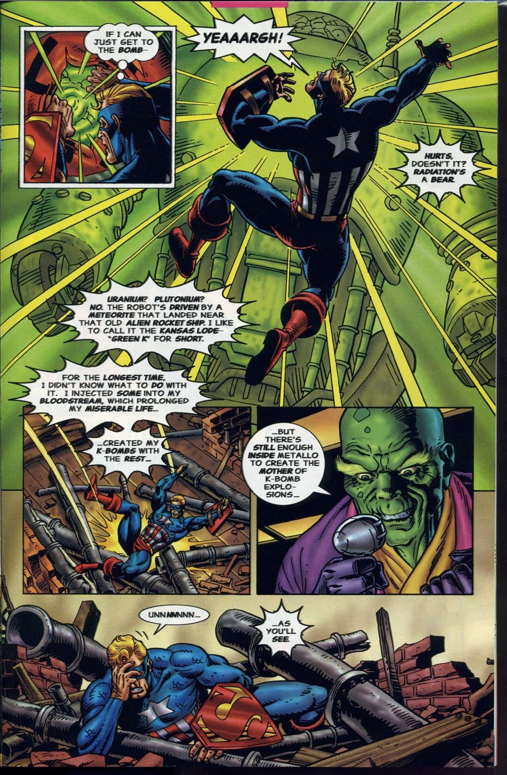 Read online Super Soldier comic -  Issue # Full - 16