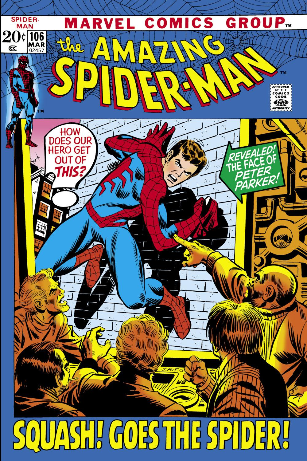 The Amazing Spider-Man (1963) 106 Page 1