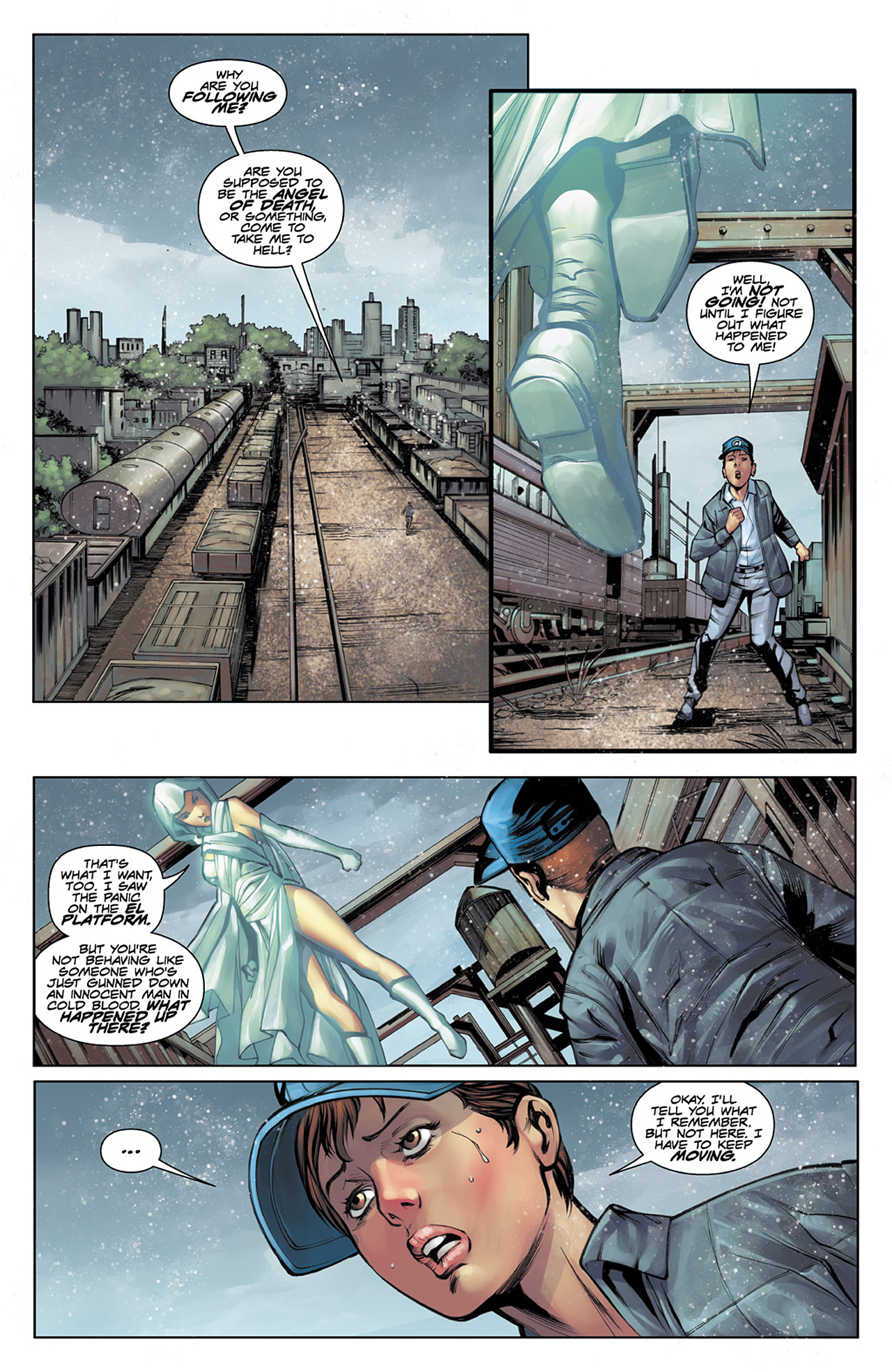 Read online Two Past Midnight comic -  Issue #1 - 16