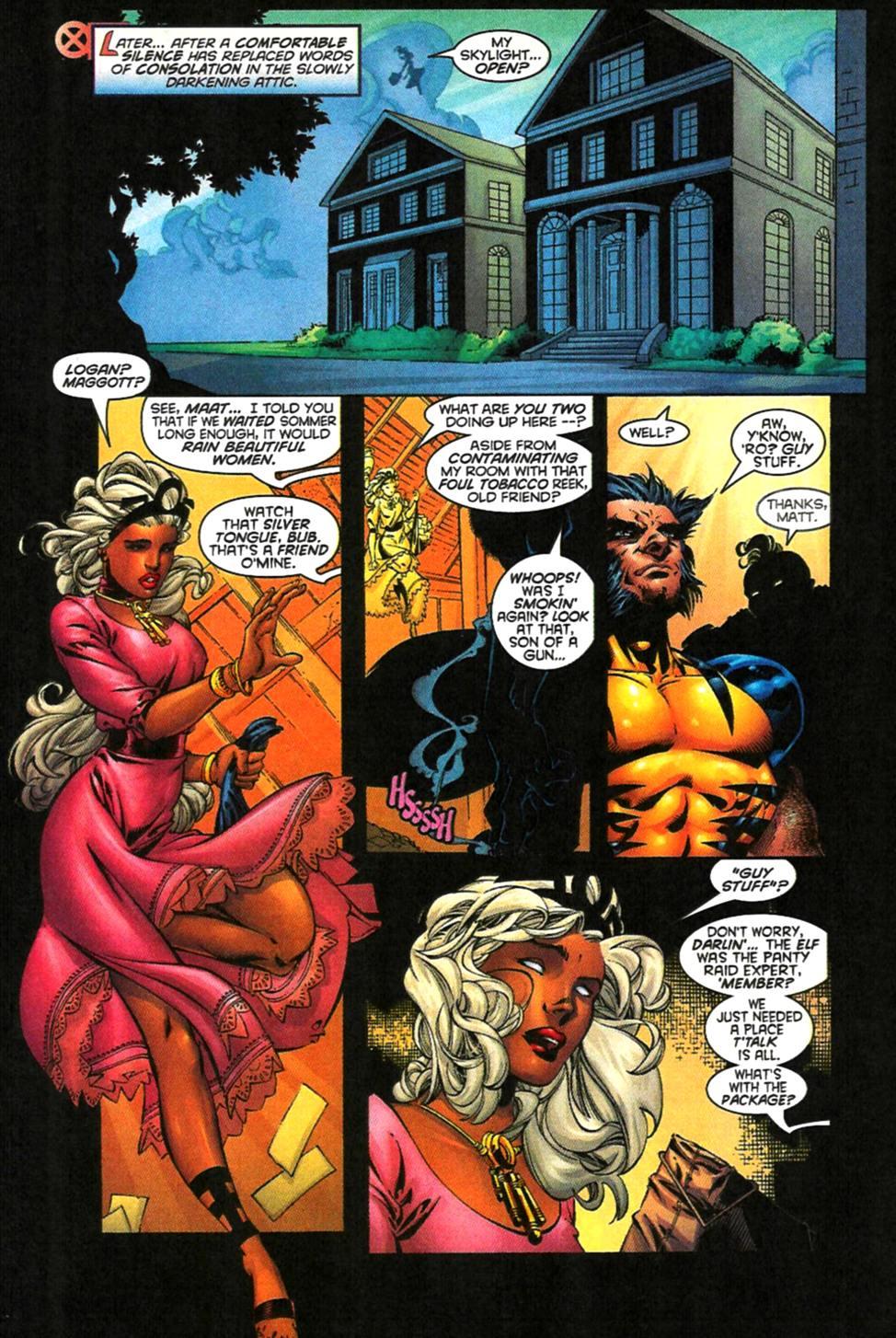 X-Men (1991) 76 Page 22