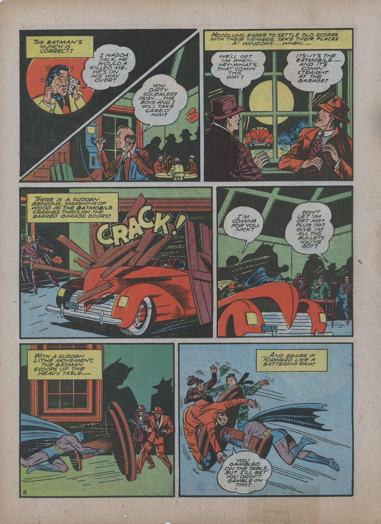 Read online Detective Comics (1937) comic -  Issue #48 - 10
