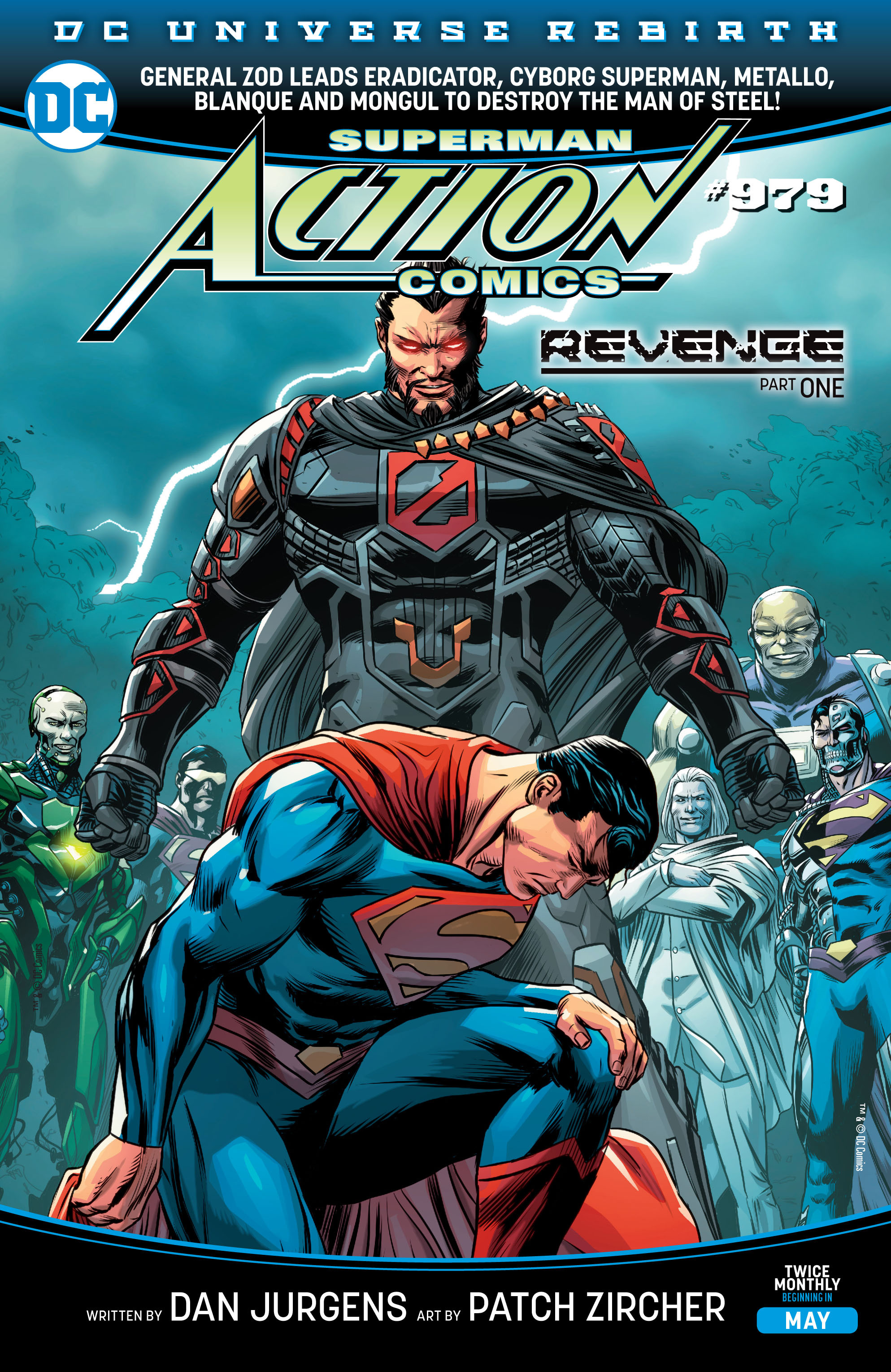 Read online The Fall and Rise of Captain Atom comic -  Issue #4 - 23
