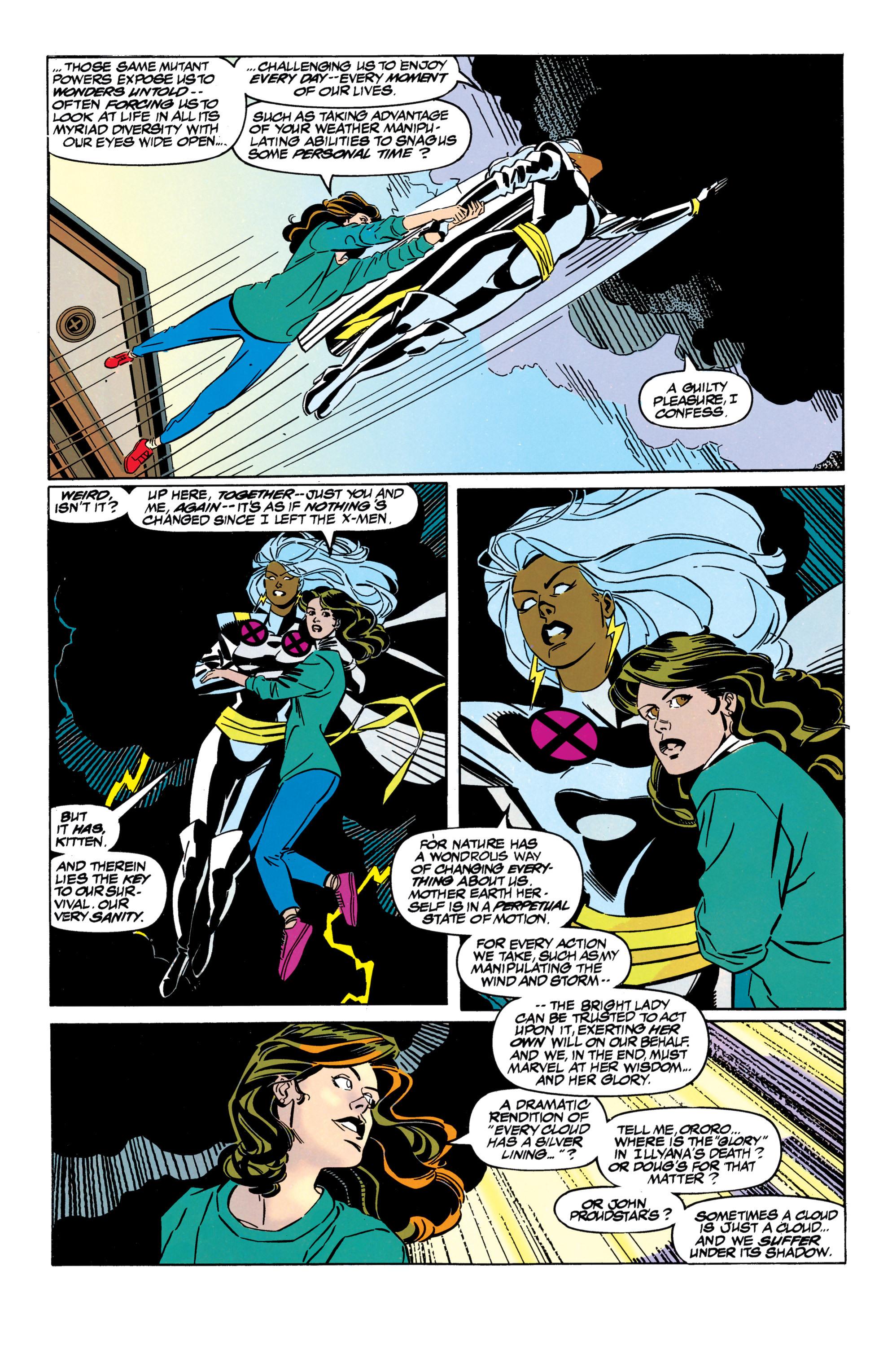 Read online Uncanny X-Men (1963) comic -  Issue #304 - 18