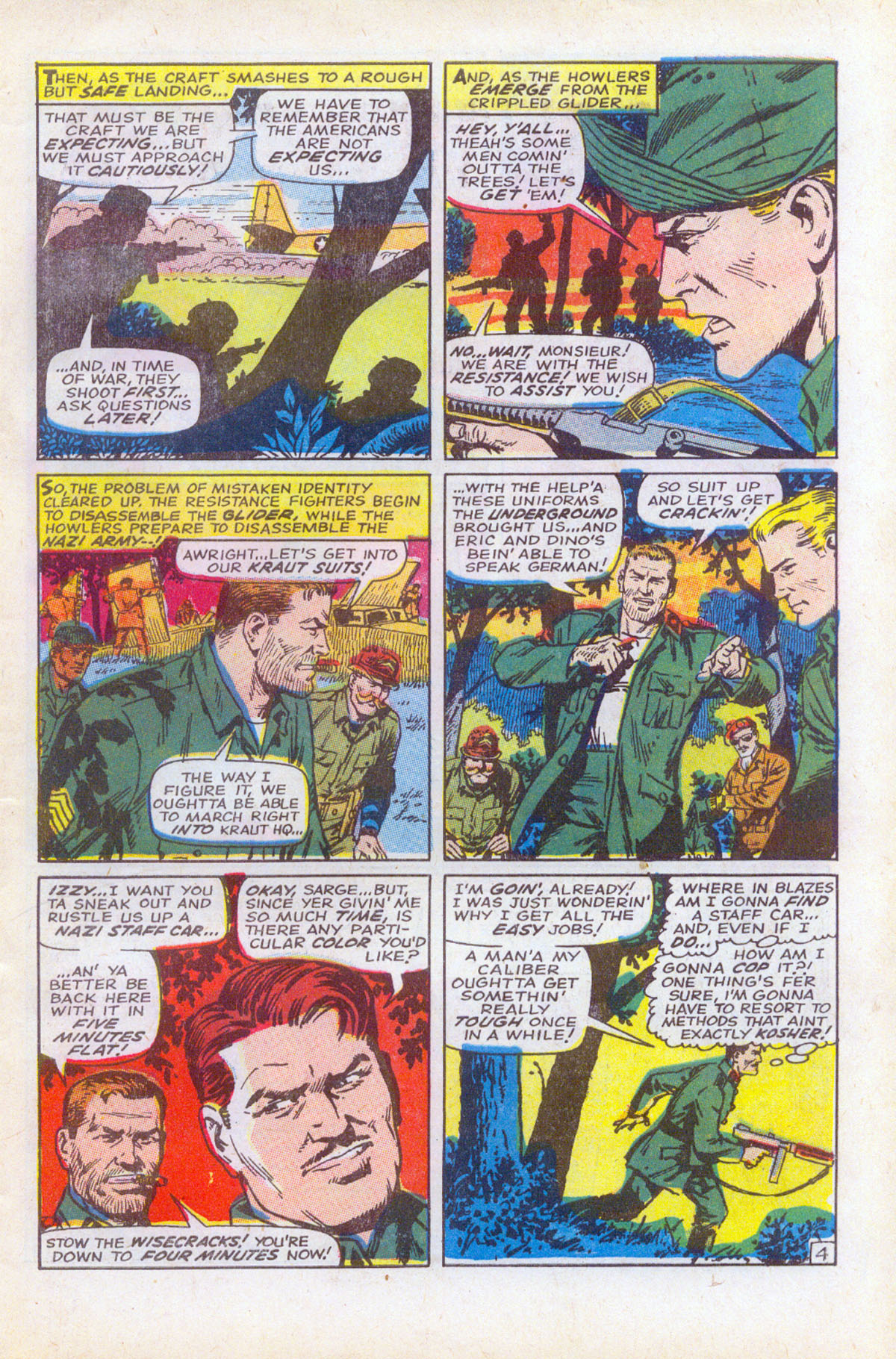 Read online Sgt. Fury comic -  Issue #61 - 7