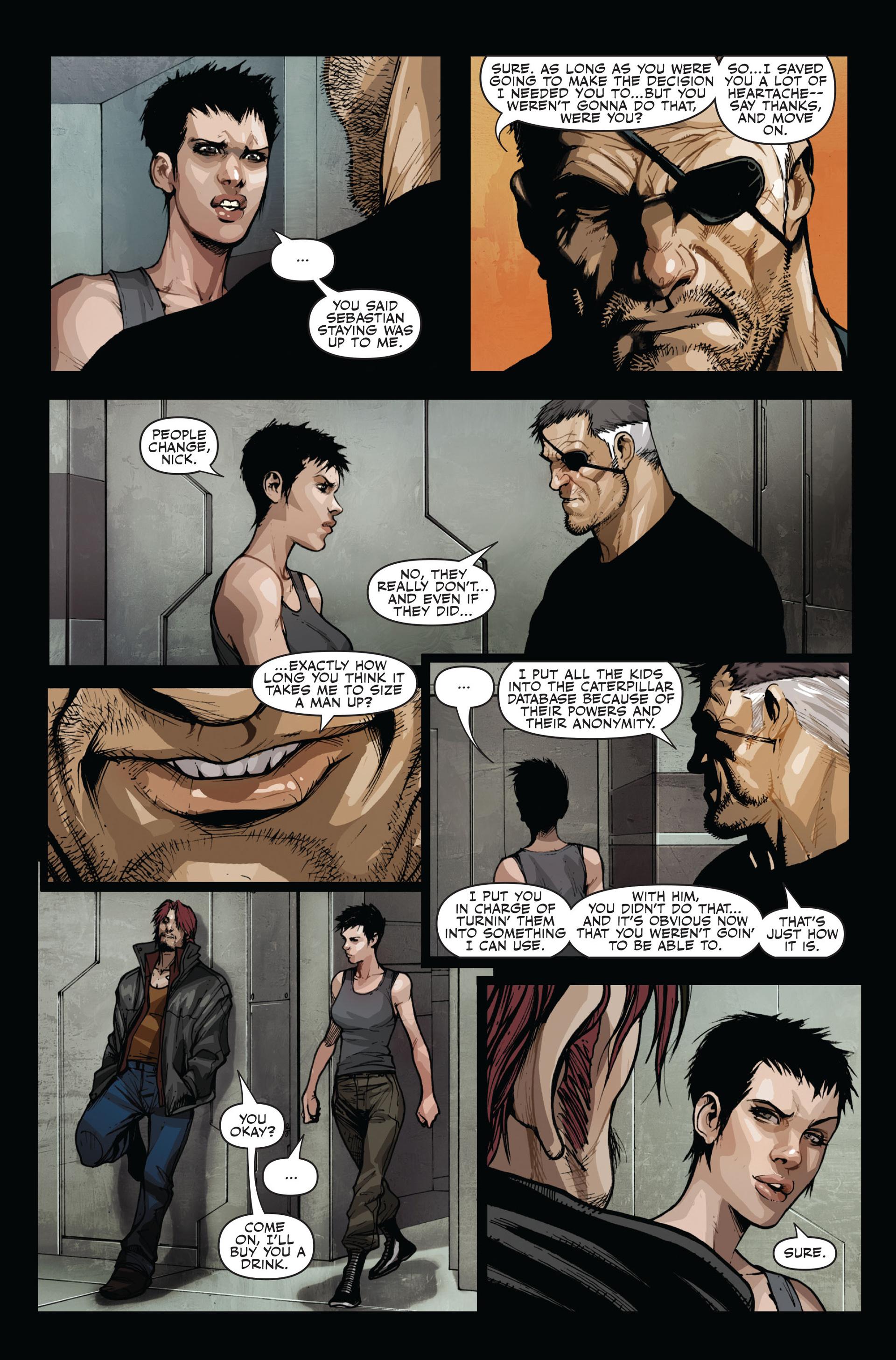 Read online Secret Warriors comic -  Issue #14 - 6