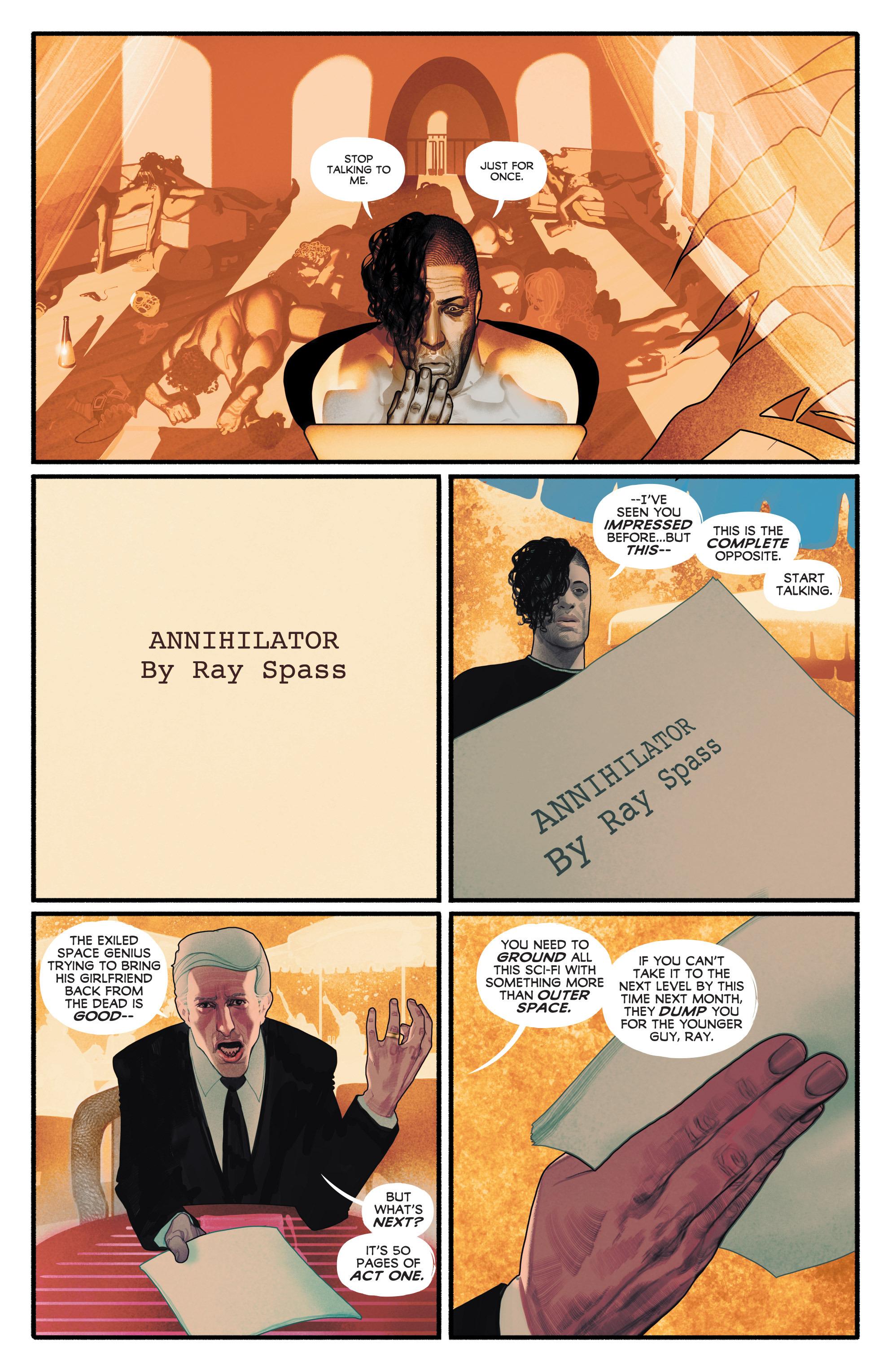 Read online Annihilator comic -  Issue #1 - 24