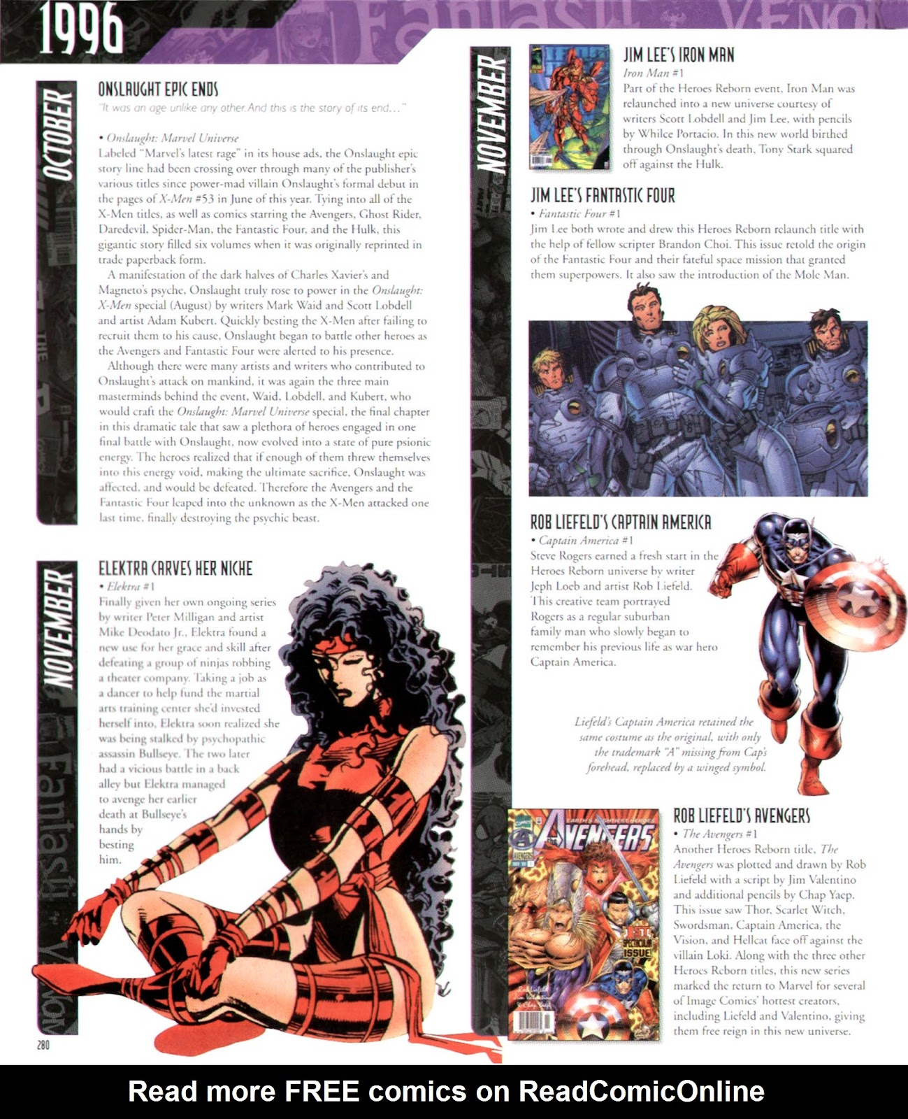 Read online Marvel Chronicle comic -  Issue # TPB (Part 3) - 65