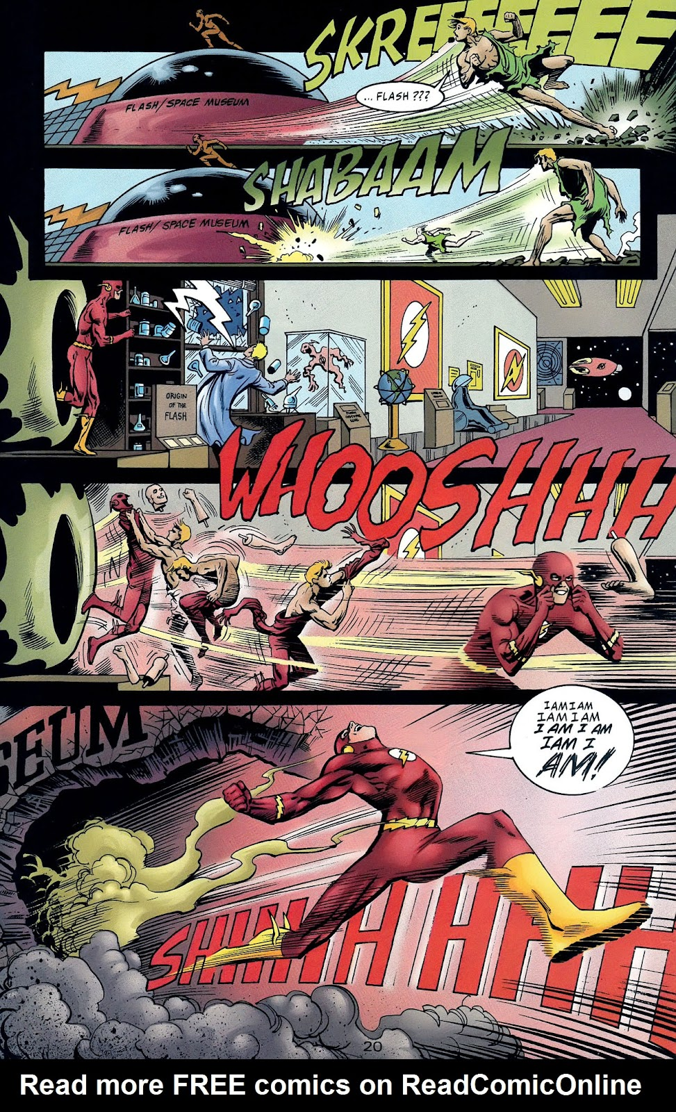 Read online Flashpoint (1999) comic -  Issue #2 - 26