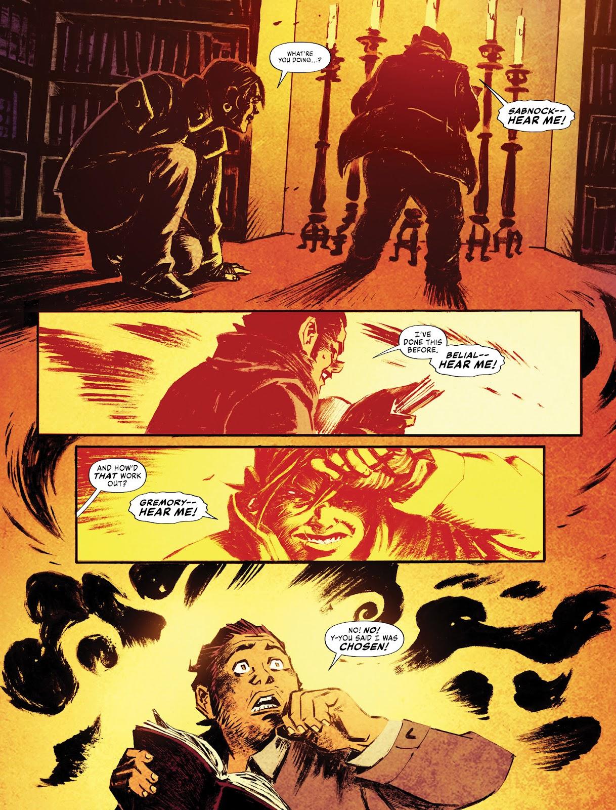 Judge Dredd Megazine (Vol. 5) issue 427 - Page 50