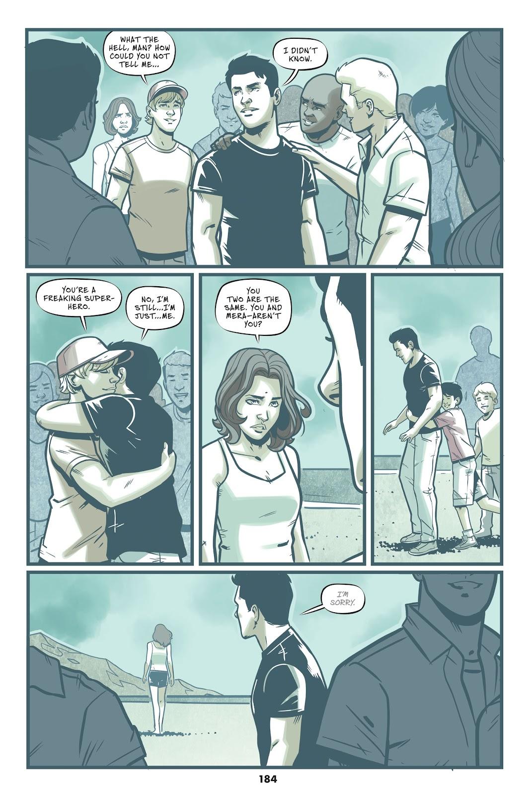 Read online Mera: Tidebreaker comic -  Issue # TPB (Part 2) - 84