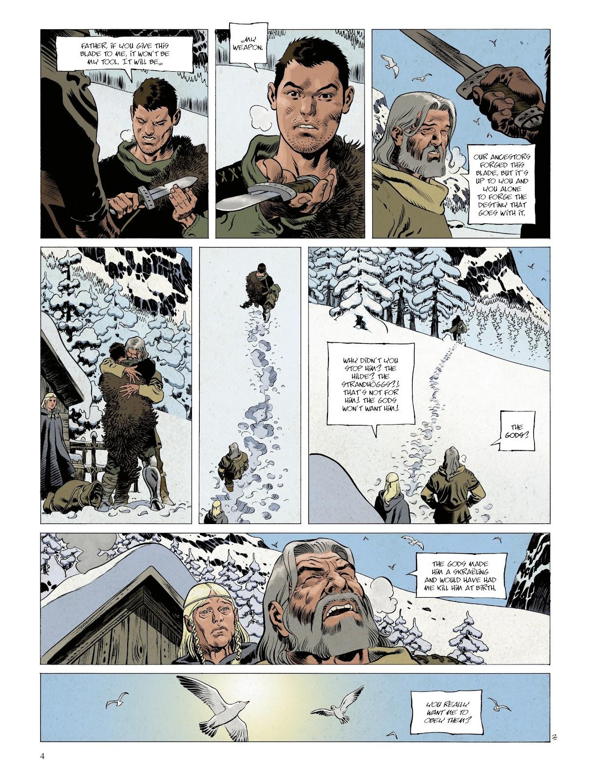 Read online Asgard comic -  Issue #2 - 6
