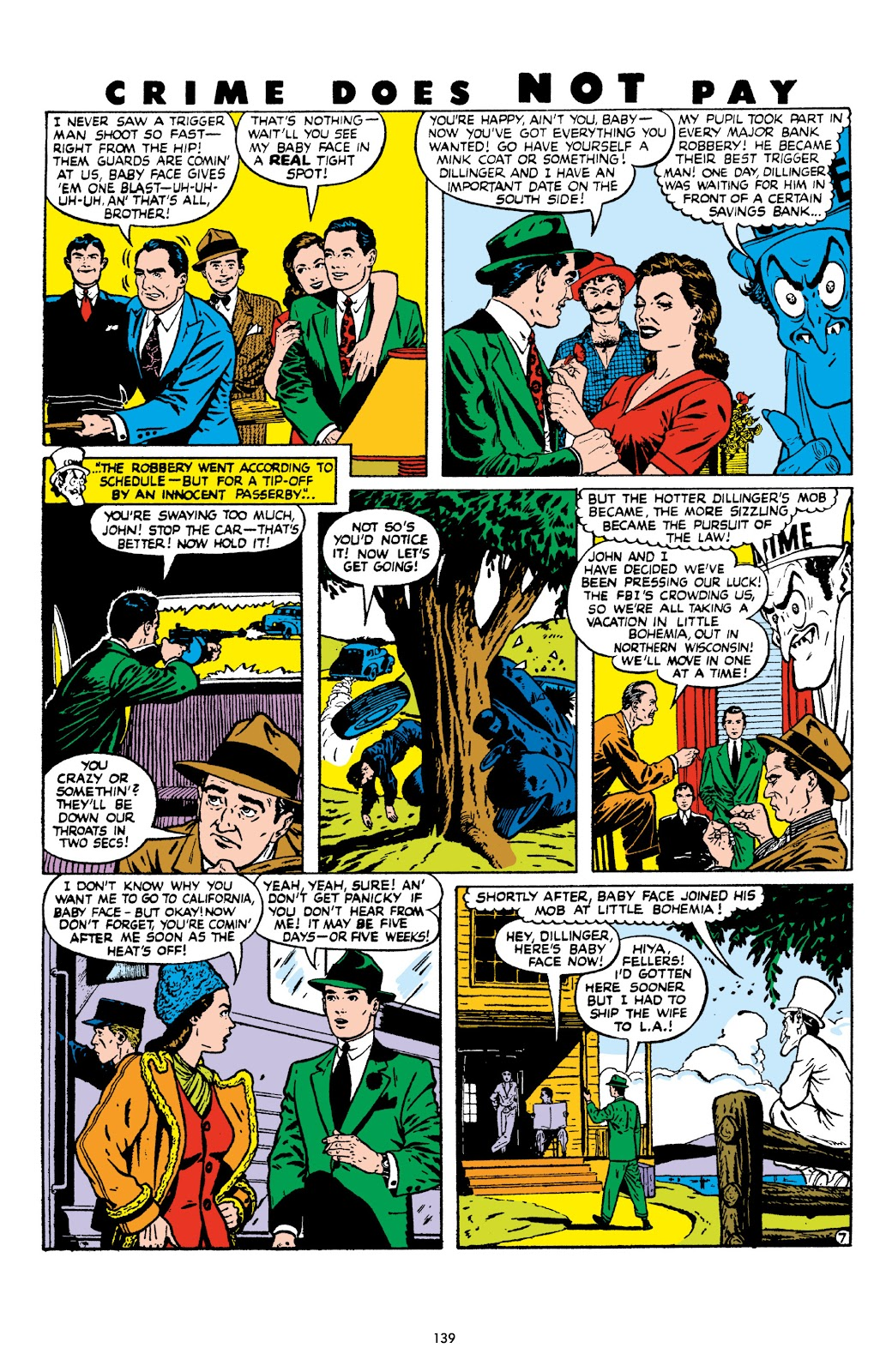 Read online Crime Does Not Pay Archives comic -  Issue # TPB 8 (Part 2) - 40