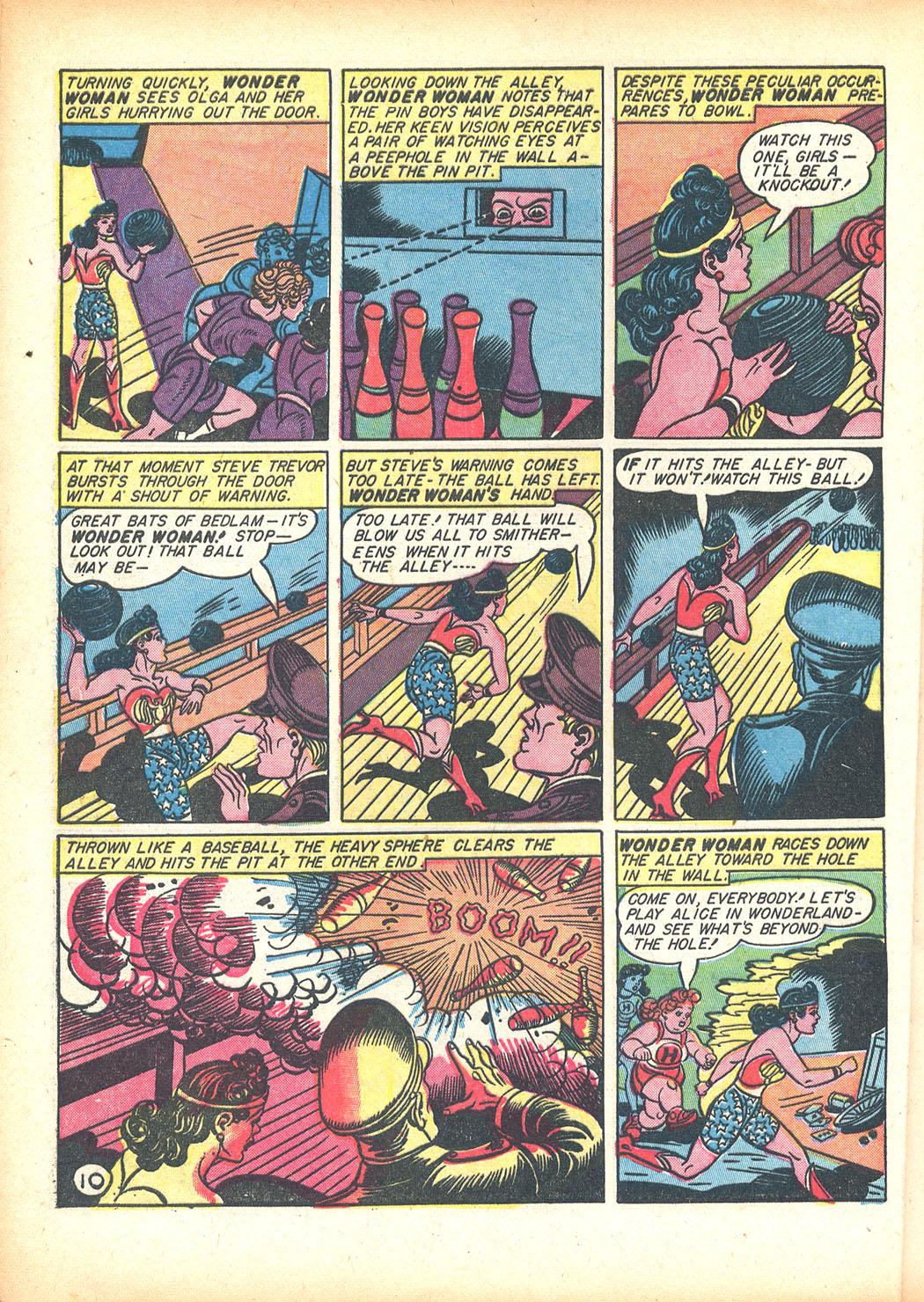 Read online Sensation (Mystery) Comics comic -  Issue #13 - 12