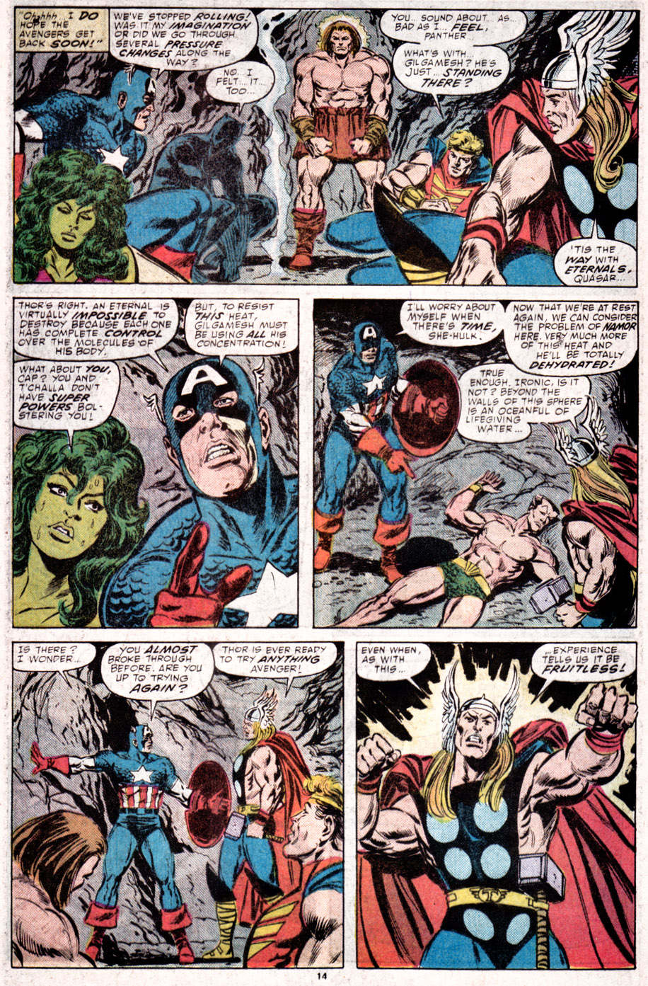 The Avengers (1963) 306 Page 10