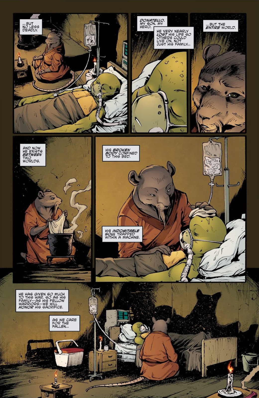 Read online Teenage Mutant Ninja Turtles: The IDW Collection comic -  Issue # TPB 6 (Part 2) - 52