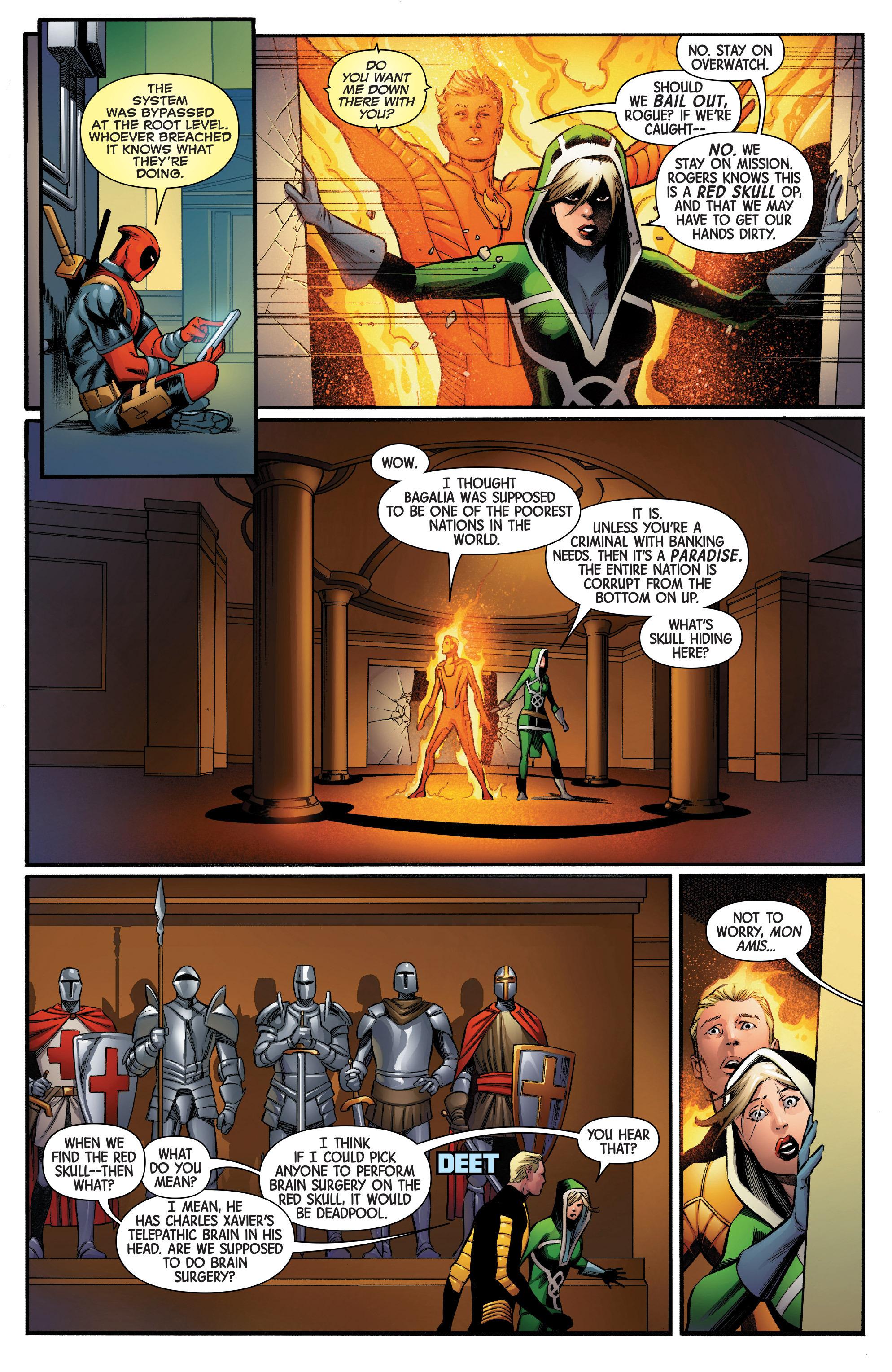 Read online Uncanny Avengers [II] comic -  Issue #5 - 11