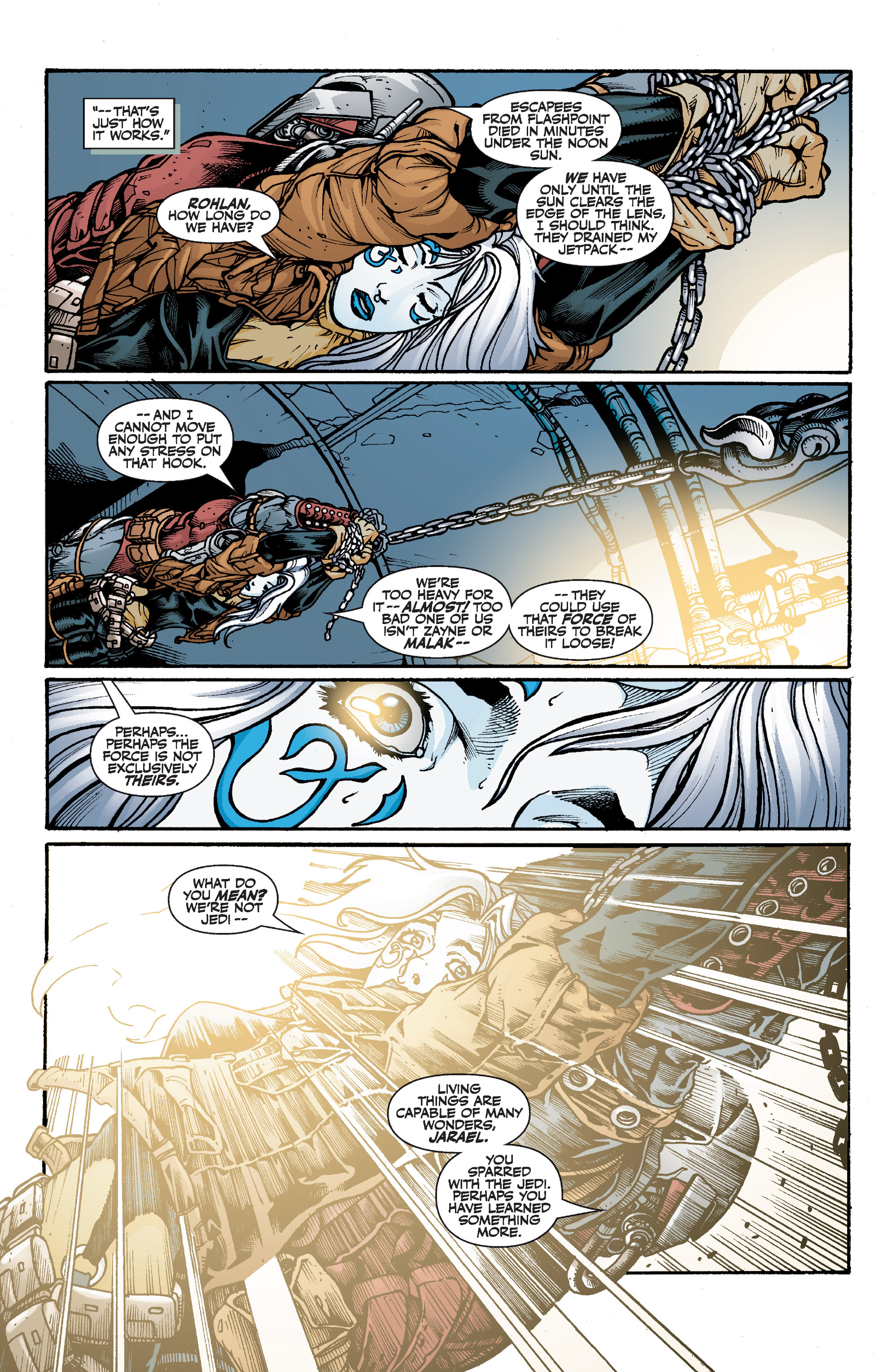 Read online Star Wars Omnibus comic -  Issue # Vol. 32 - 430