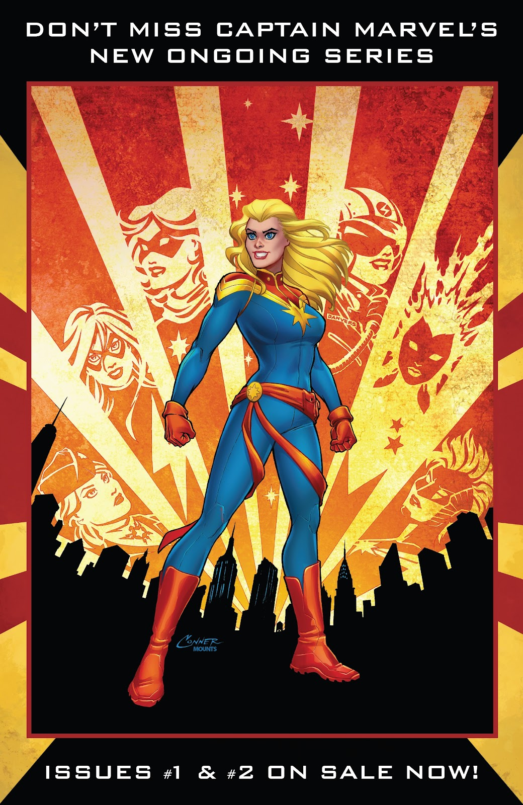 Read online Captain Marvel: Braver & Mightier comic -  Issue #1 - 23