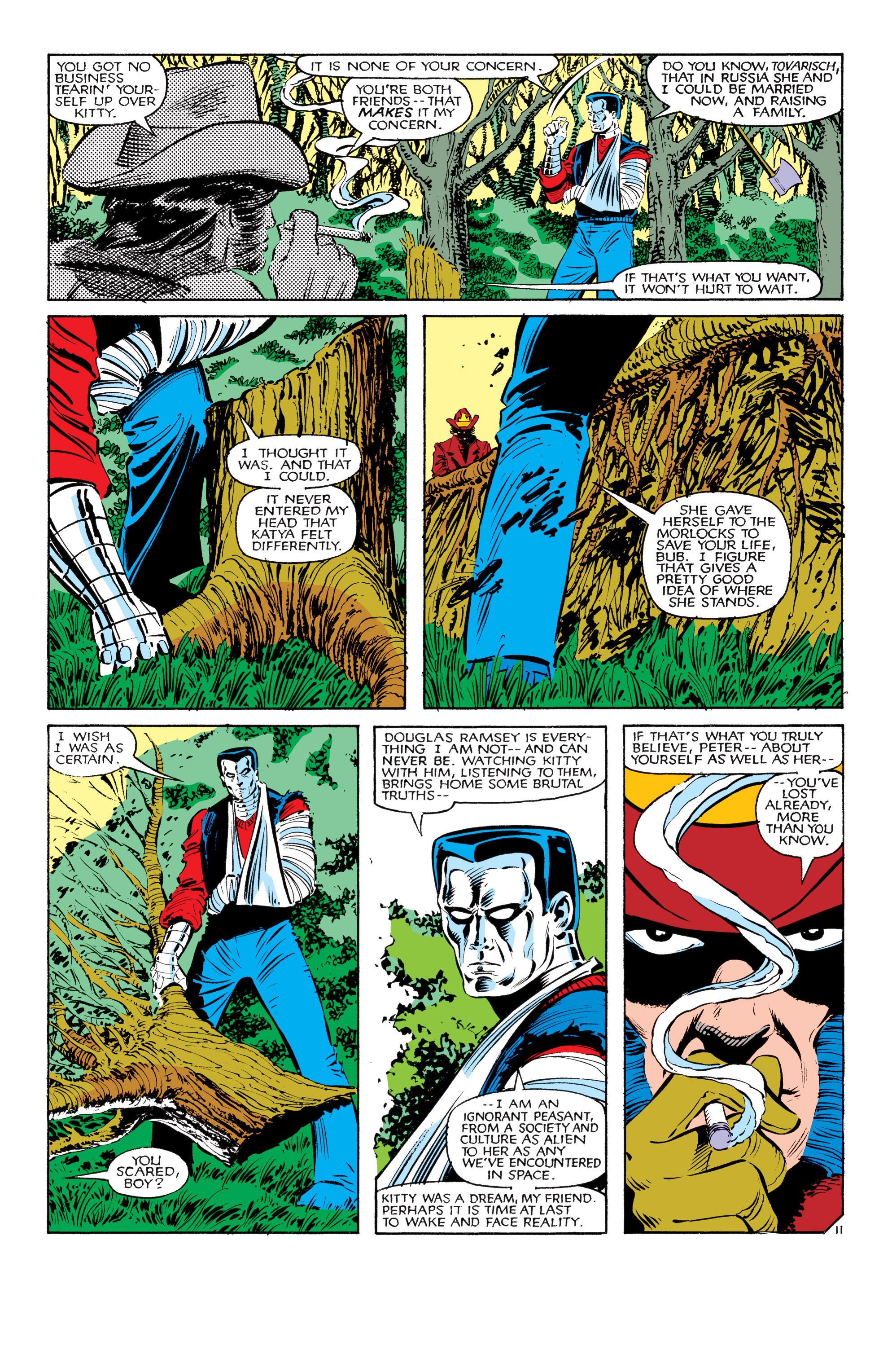 Read online Uncanny X-Men (1963) comic -  Issue #180 - 12
